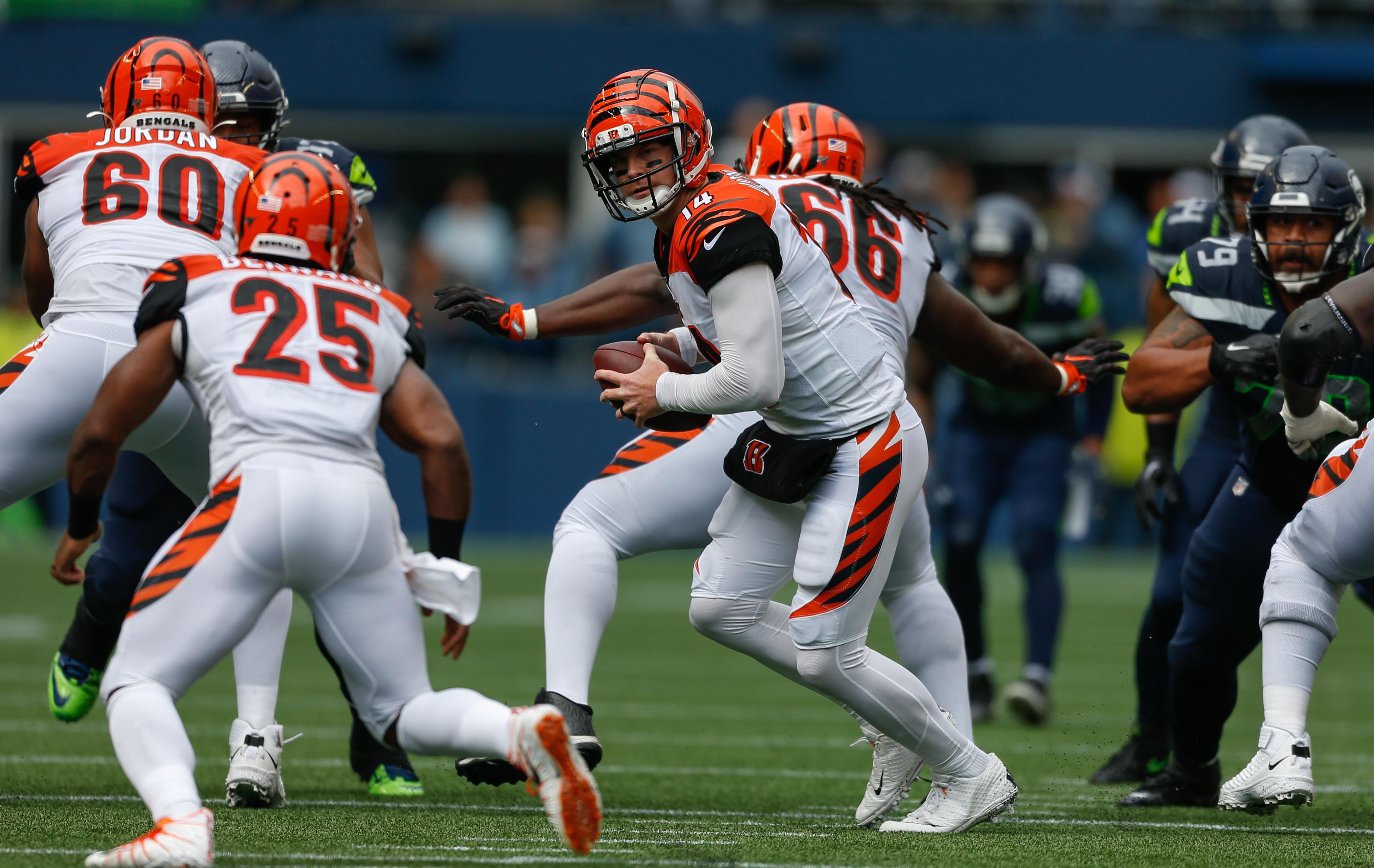 Cincinnati Bengals vSeattle Seahawks