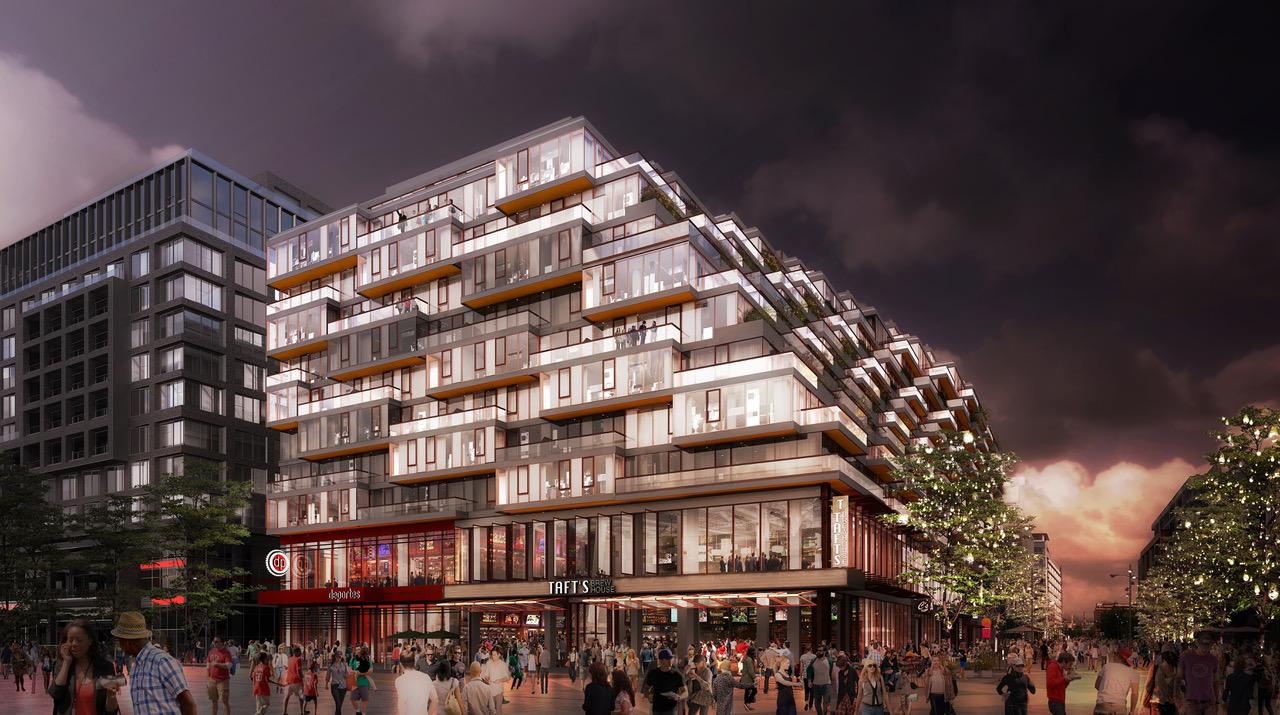 The splashy new West Half development will offer ramen.