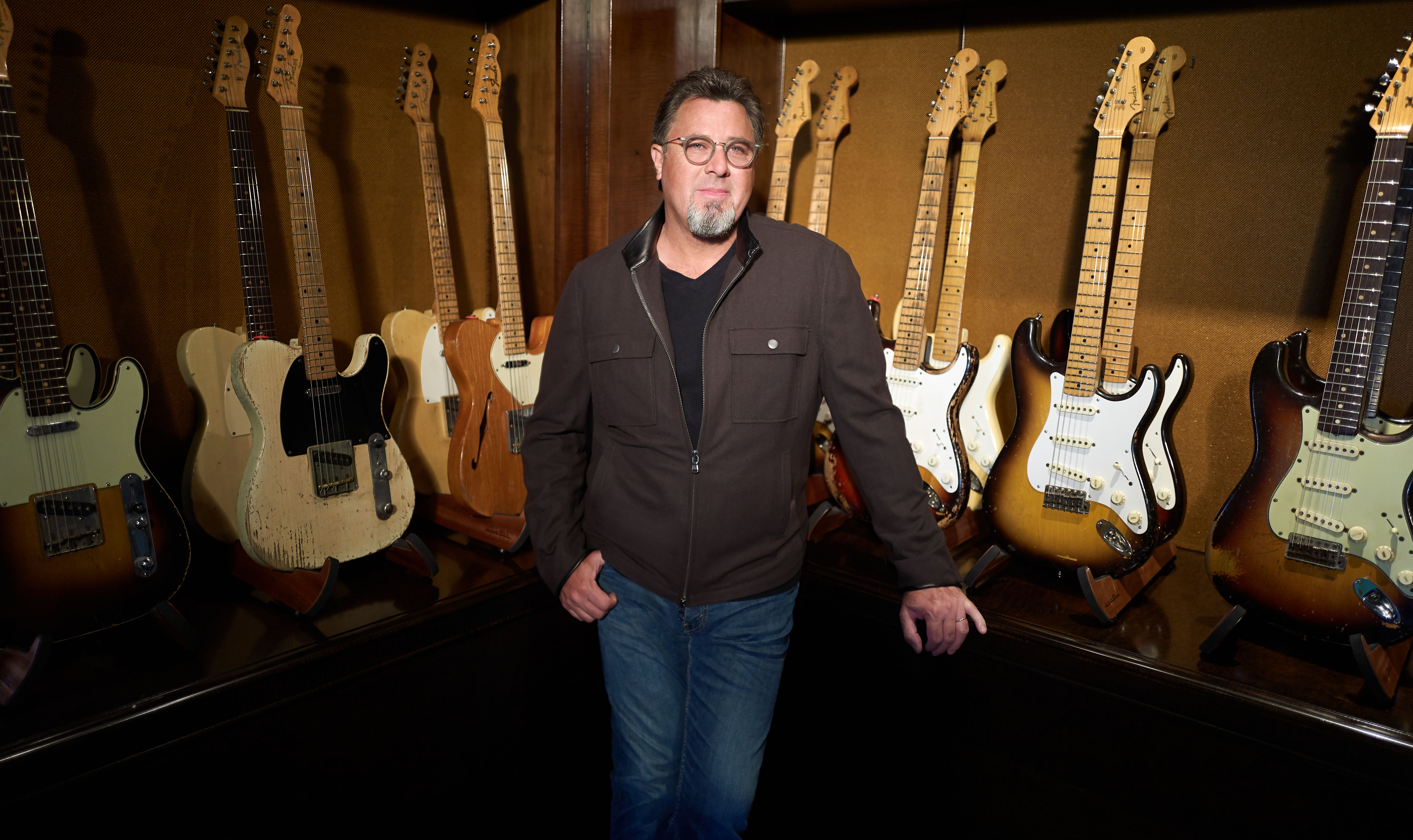 "Vince Gill has just released ""Okie,"" his most personal album to date."
