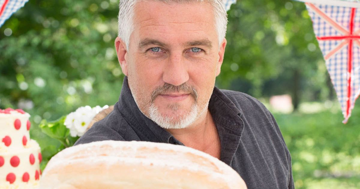 Paul Hollywood sniggers about baps on Great British Bake Off bread week for 2019