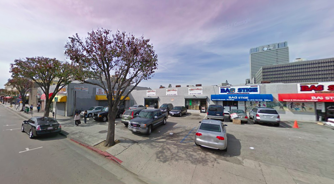 Fashion District building sells for $10.25M, to be redeveloped