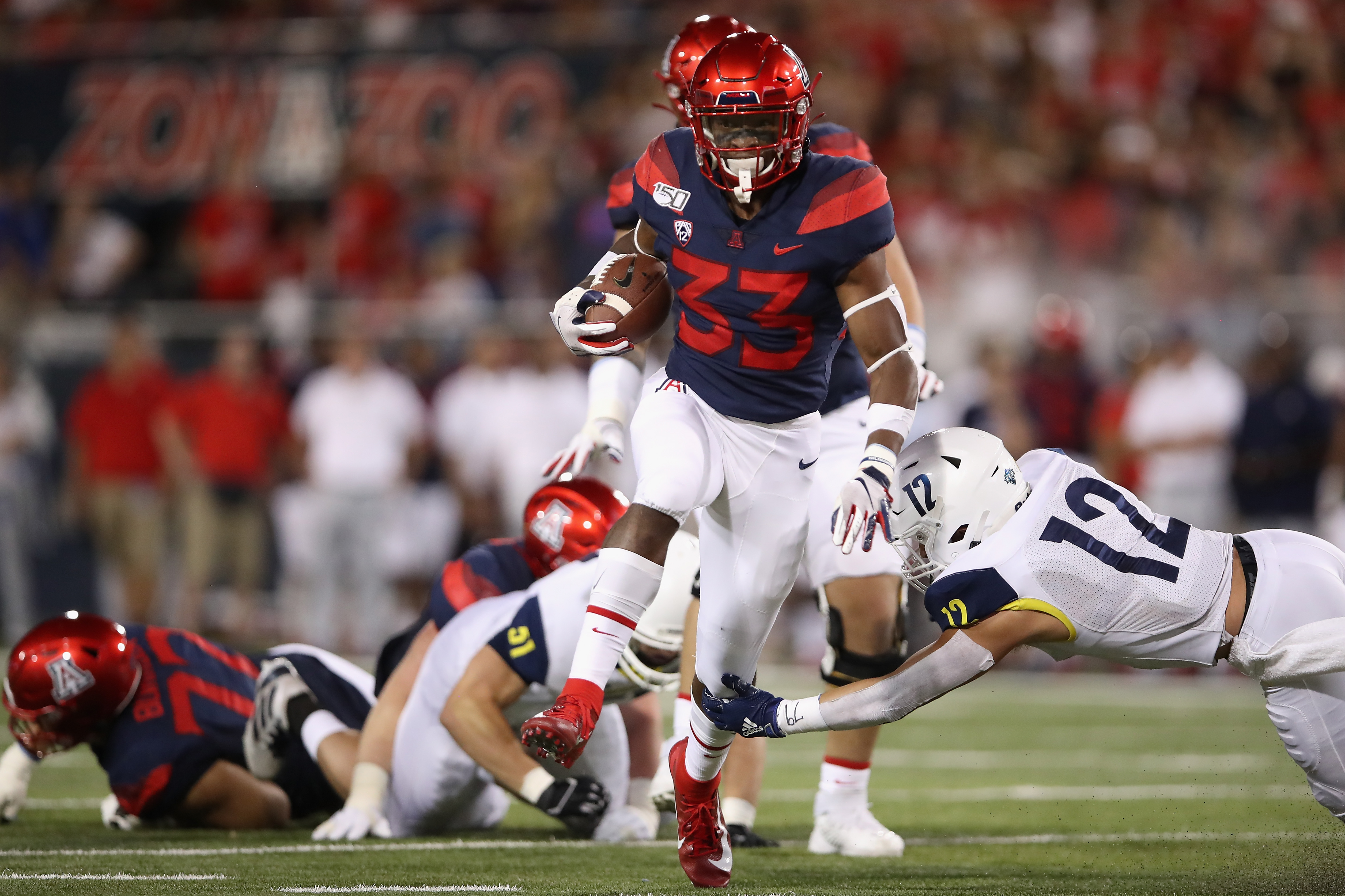 nathan-tilford-arizona-wildcats-running-back-twitter-2019-transfer-father-demarco-murray