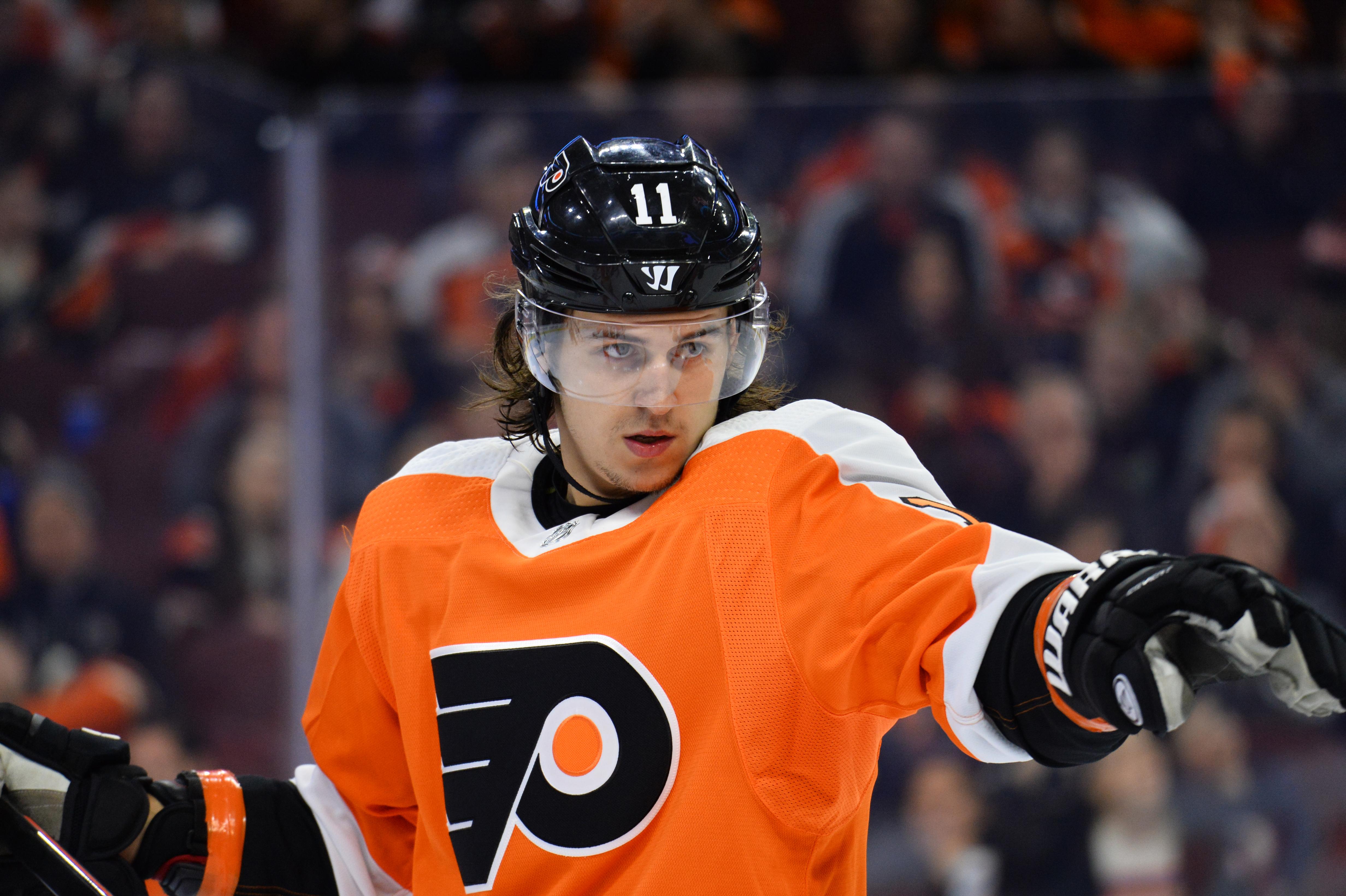 NHL: MAR 11 Senators at Flyers