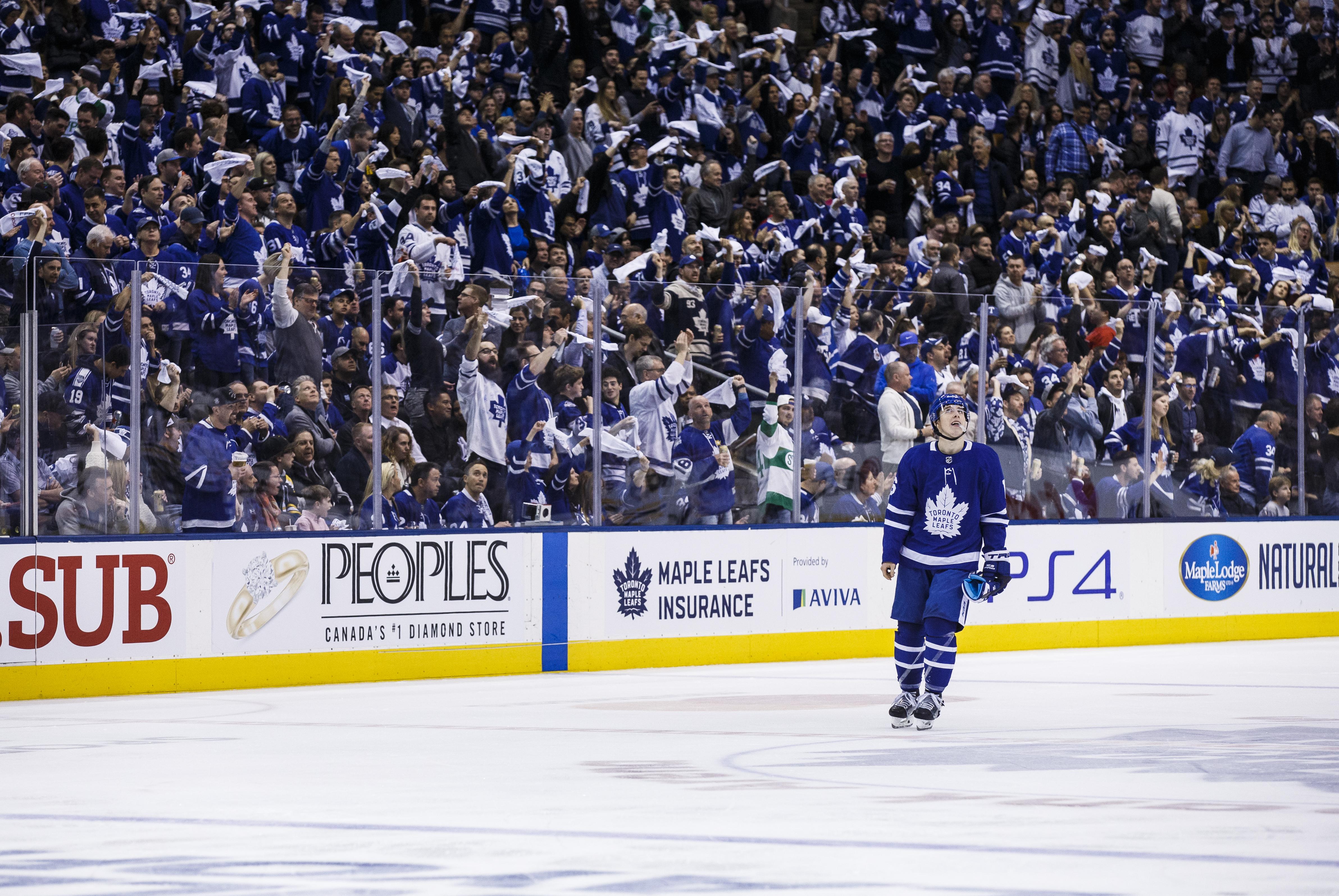 Boston Bruins v Toronto Maple Leafs - Game Six