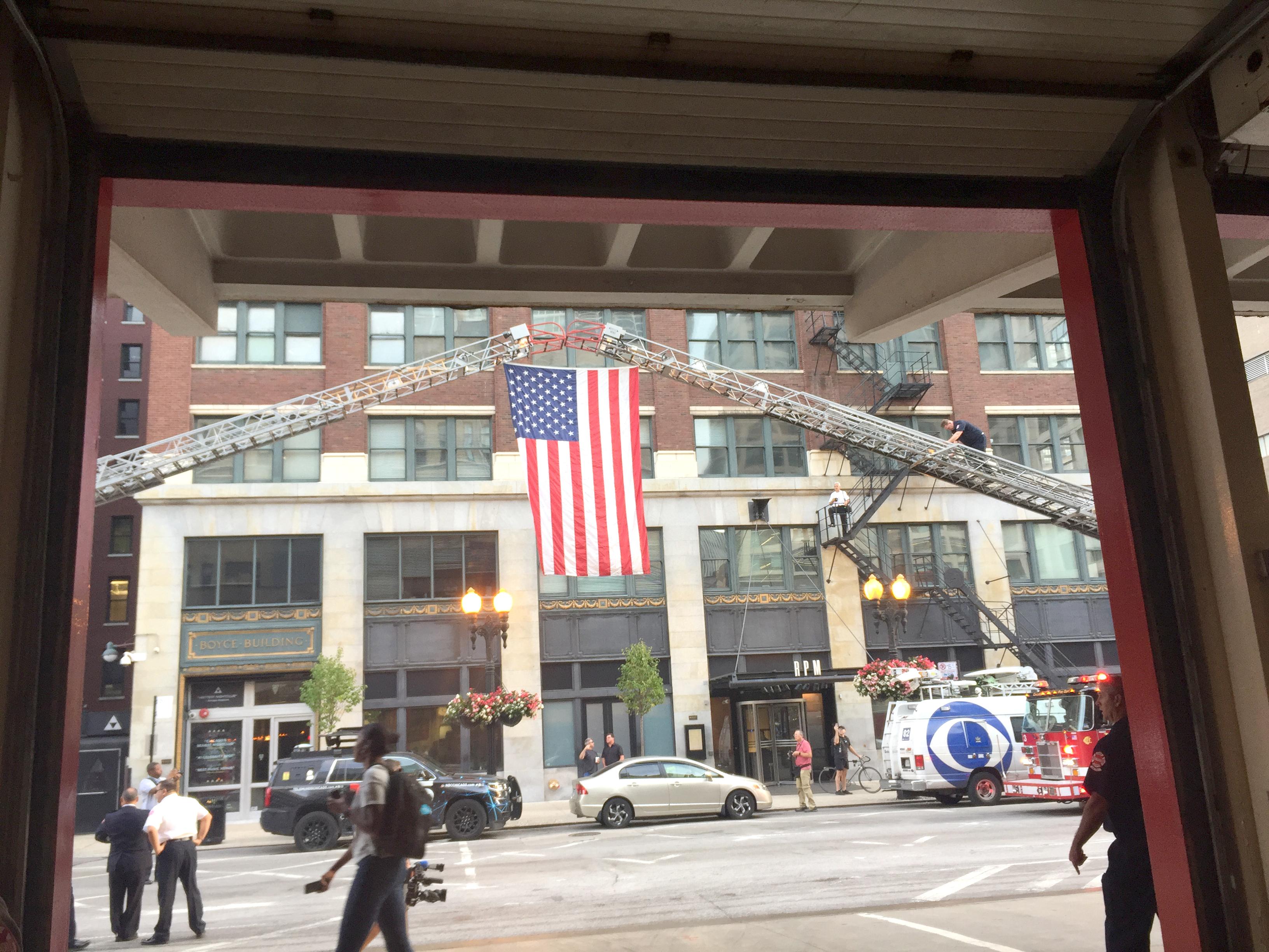Semi rolls over in Ashburn, leaks fuel - Chicago Sun-Times