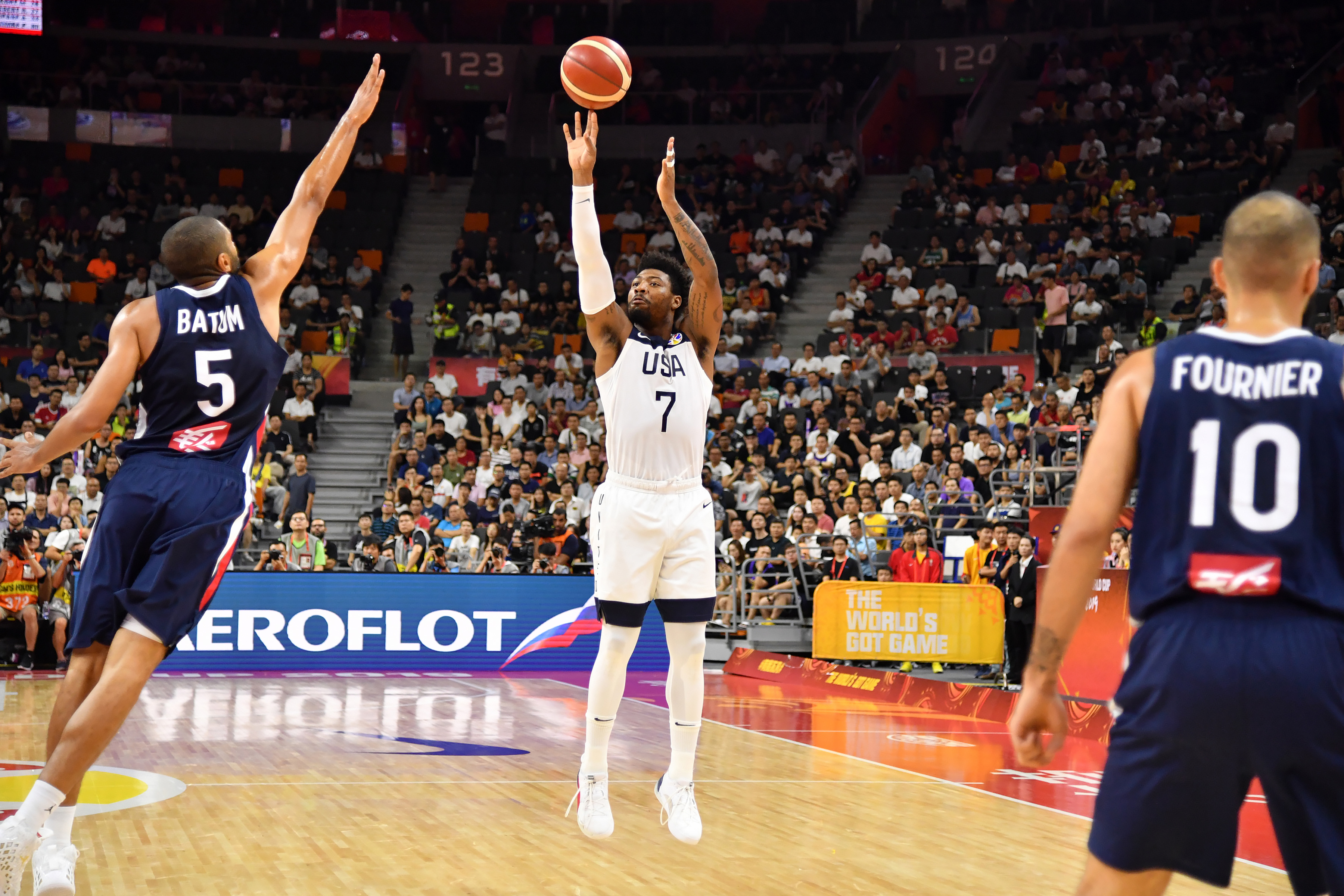 2019 FIBA World Cup - Quarter-Finals: France v USA
