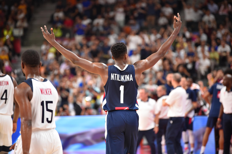 2019 FIBA World Cup: Quarter-Finals: France v USA