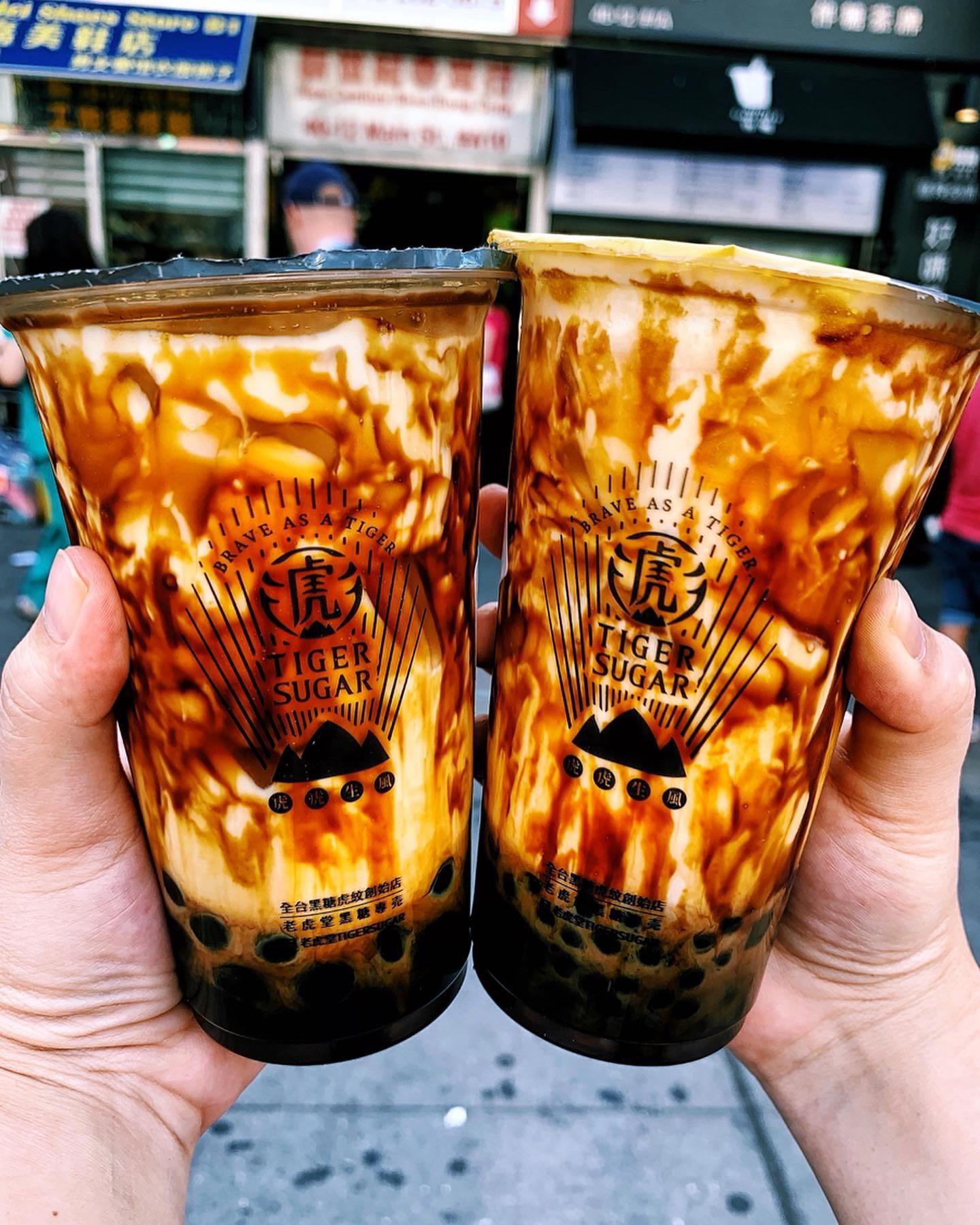 Wildly Popular Taiwanese Brown Sugar Boba Shop Opens in Manhattan