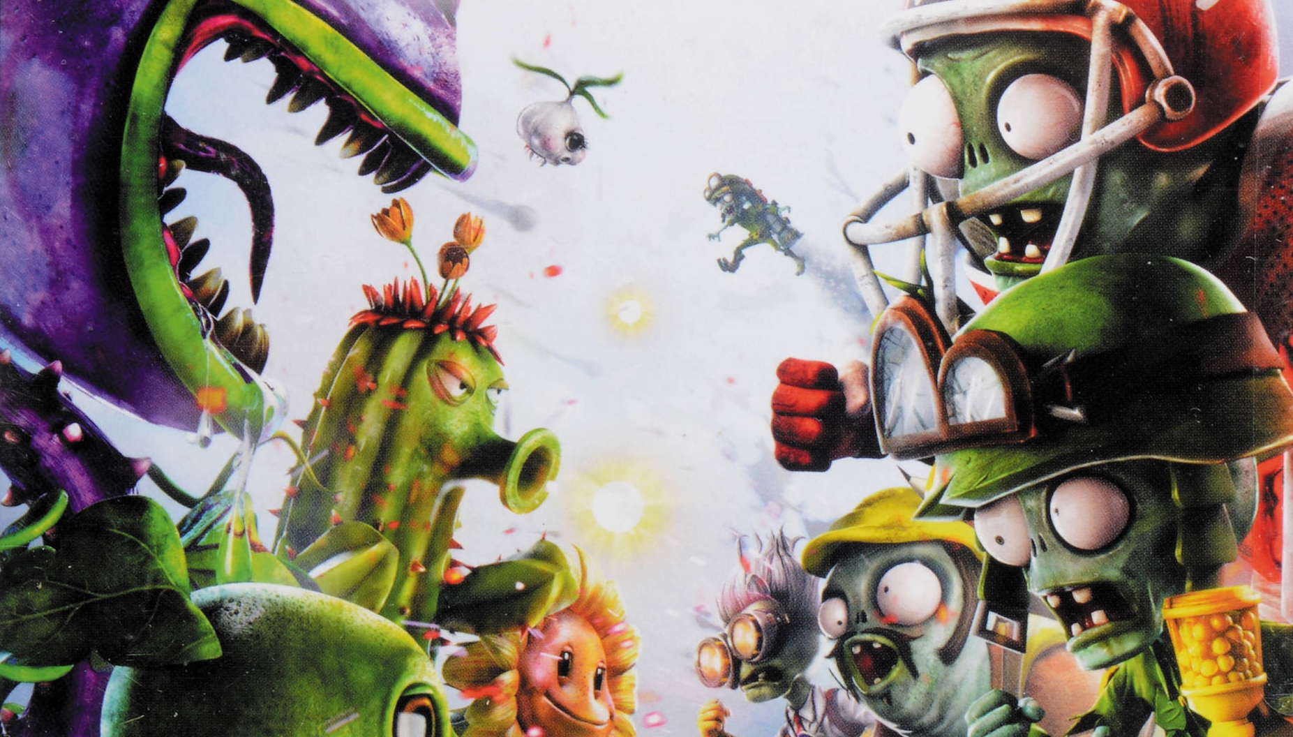 How EA and Plants vs. Zombies are battling binge culture