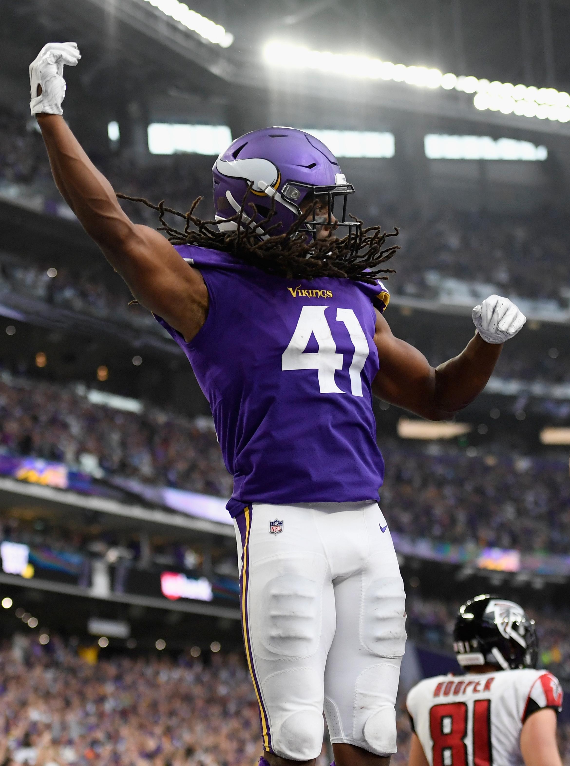Atlanta Falcons v Minnesota Vikings