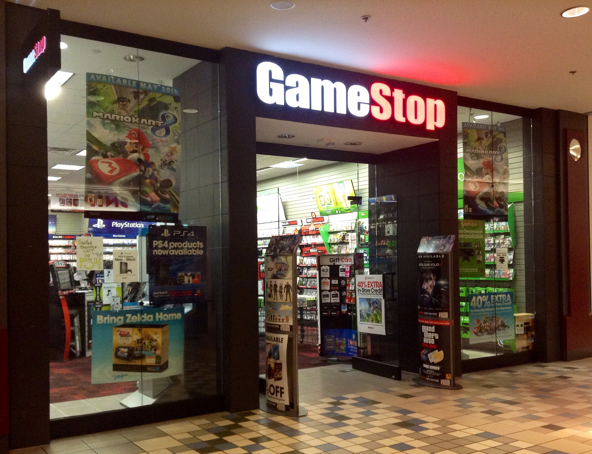 GameStop closing 200 stores following another quarter of dismal sales