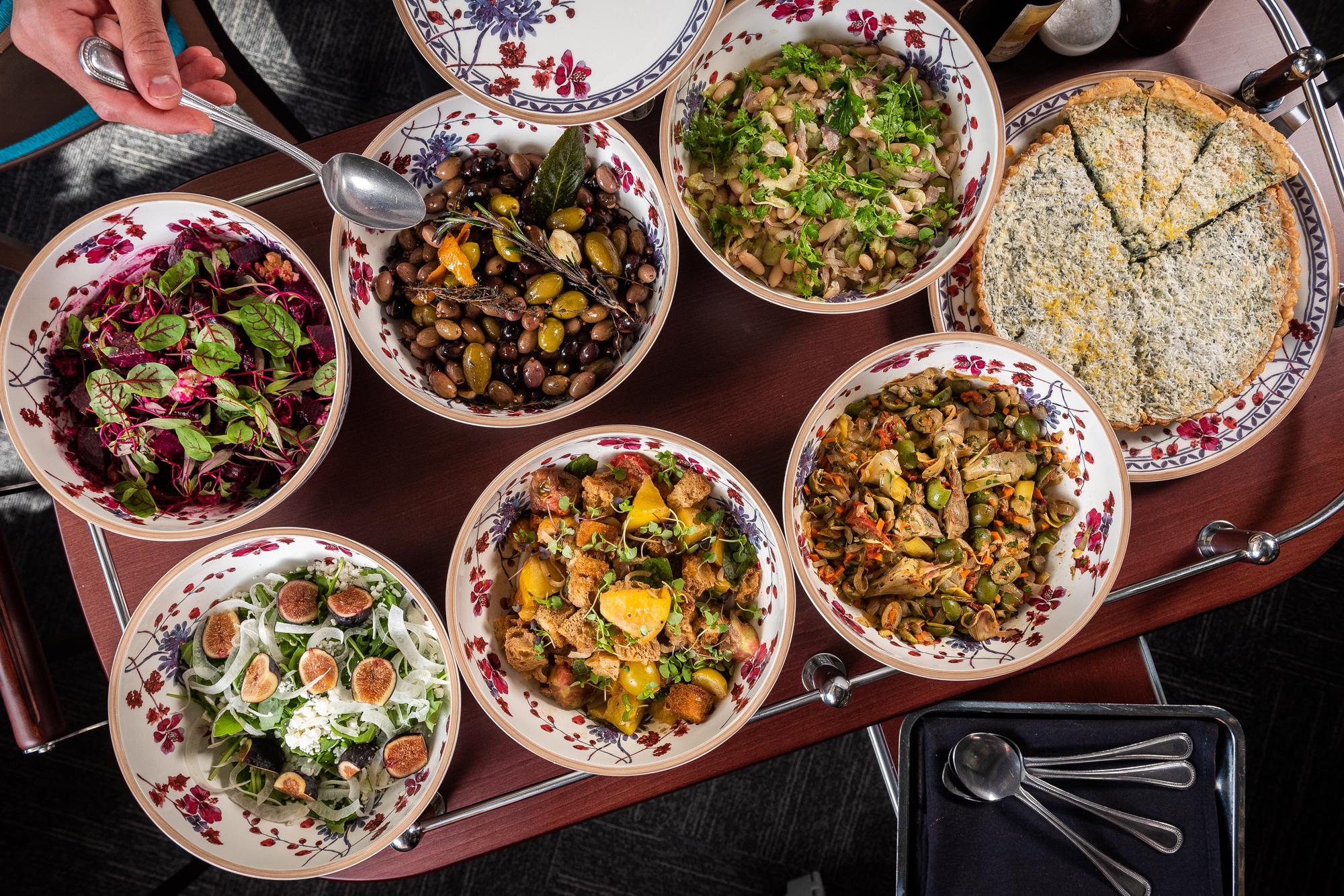 Ashok Bajaj's New Restaurant Downtown Takes Aim at Northern Italian Traditions