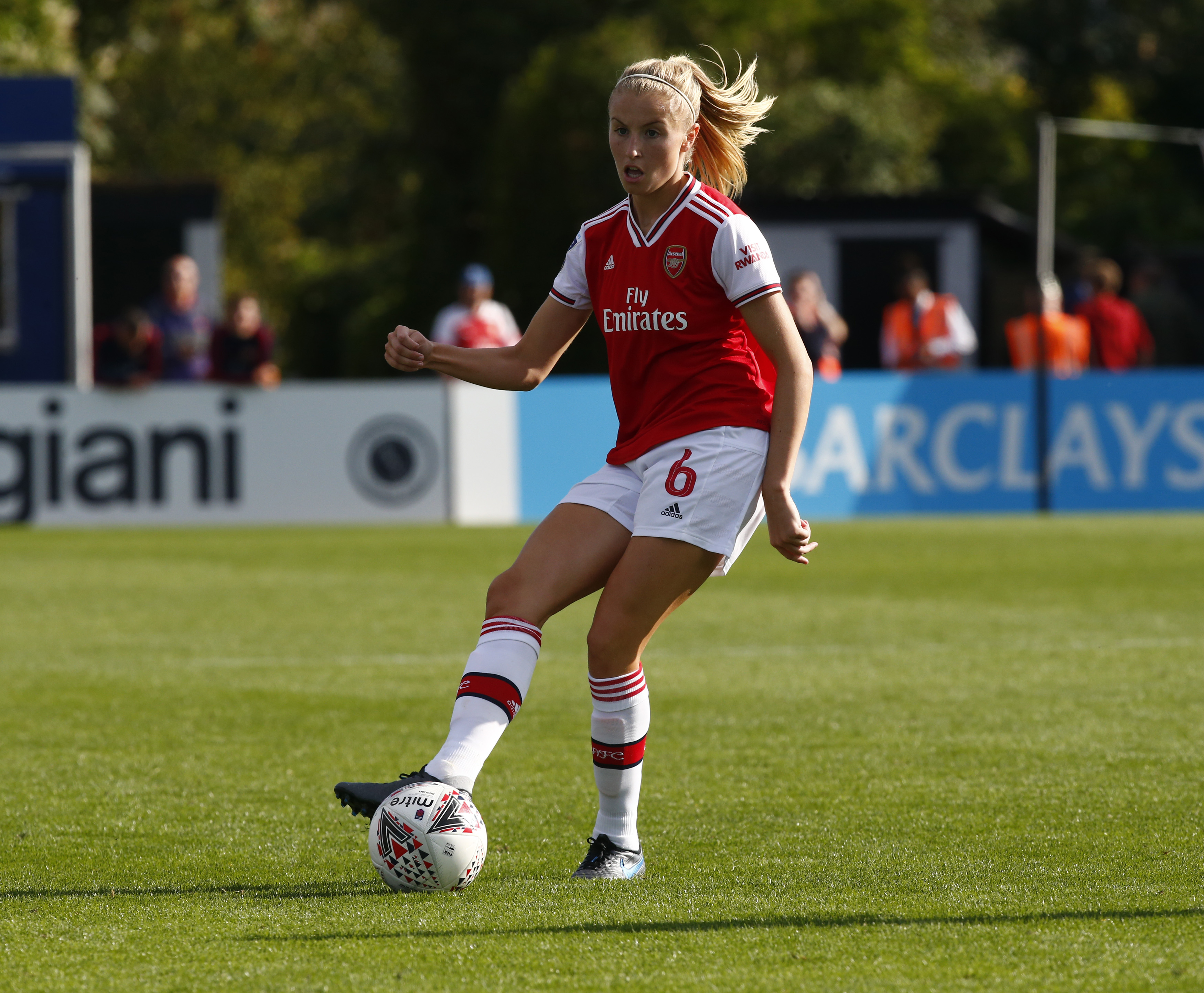 Arsenal v West Ham United - Barclays FA Women's Super League