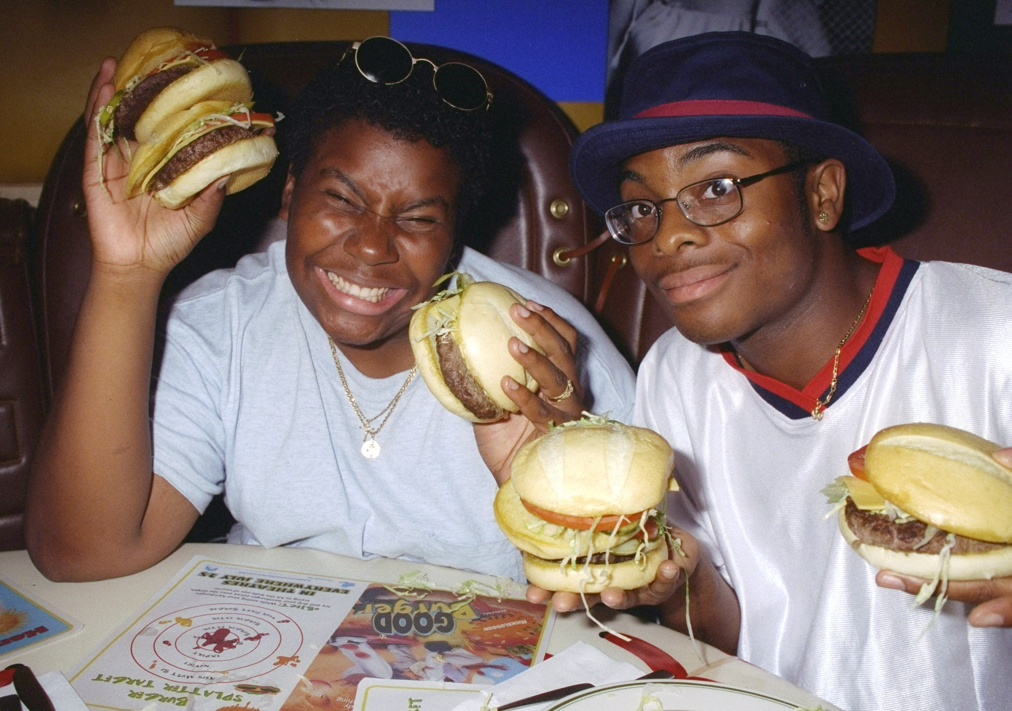 Chicago to Welcome a 'Good Burger' Pop-Up to Tap into Nickelodeon Nostalgia