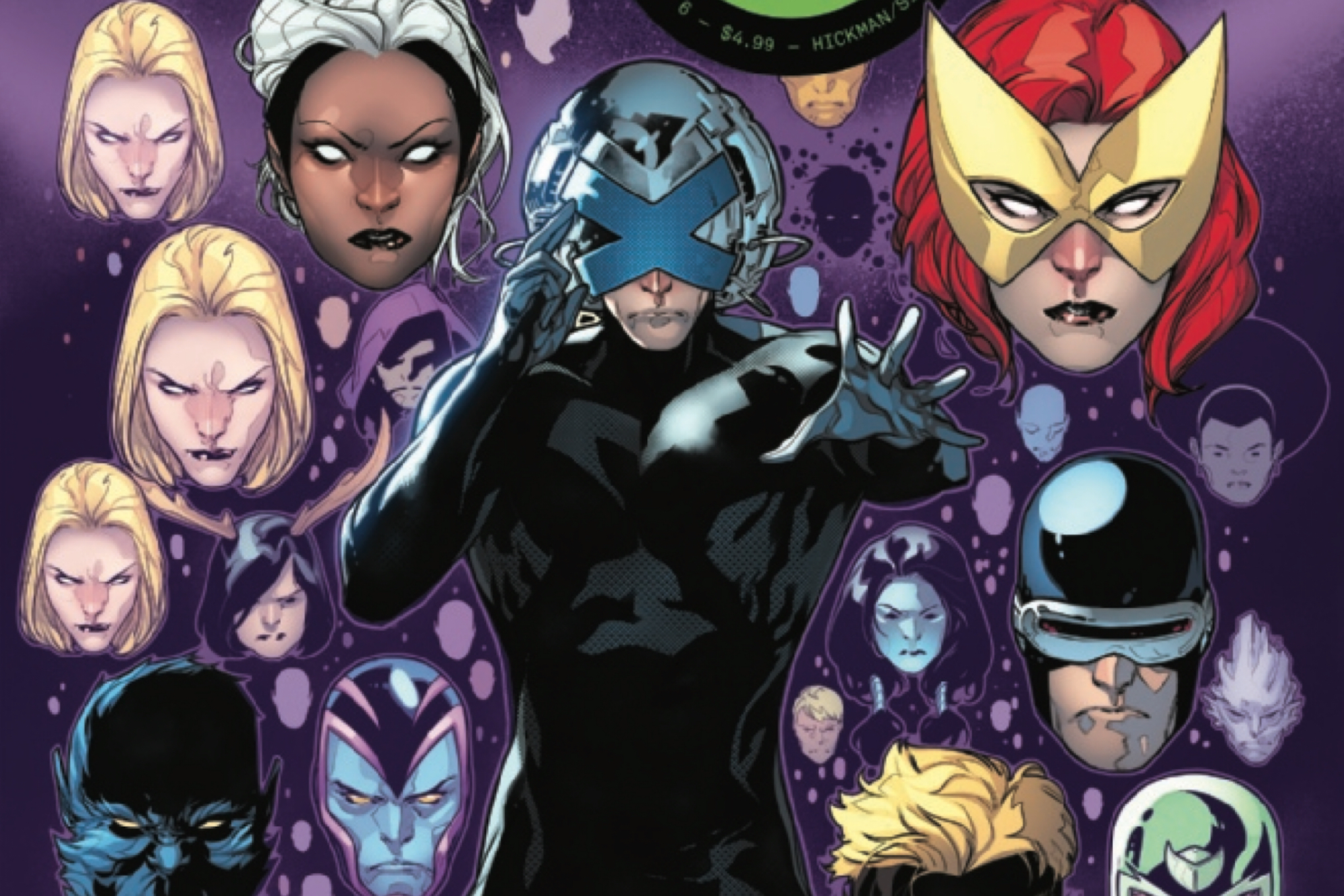Powers of X #4 finally reveals the series' most anticipated villain