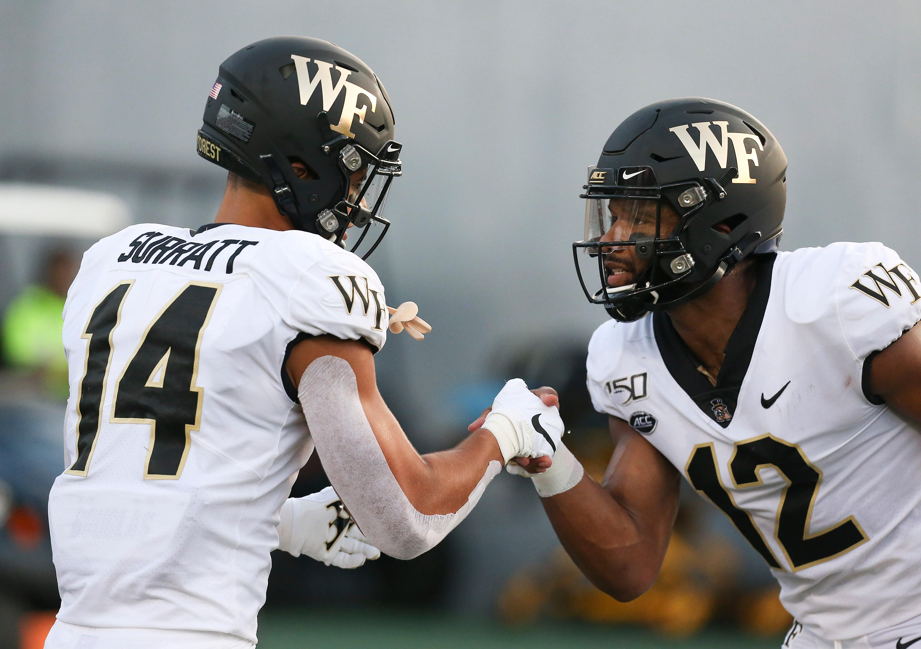 NCAA Football: Wake Forest at Rice