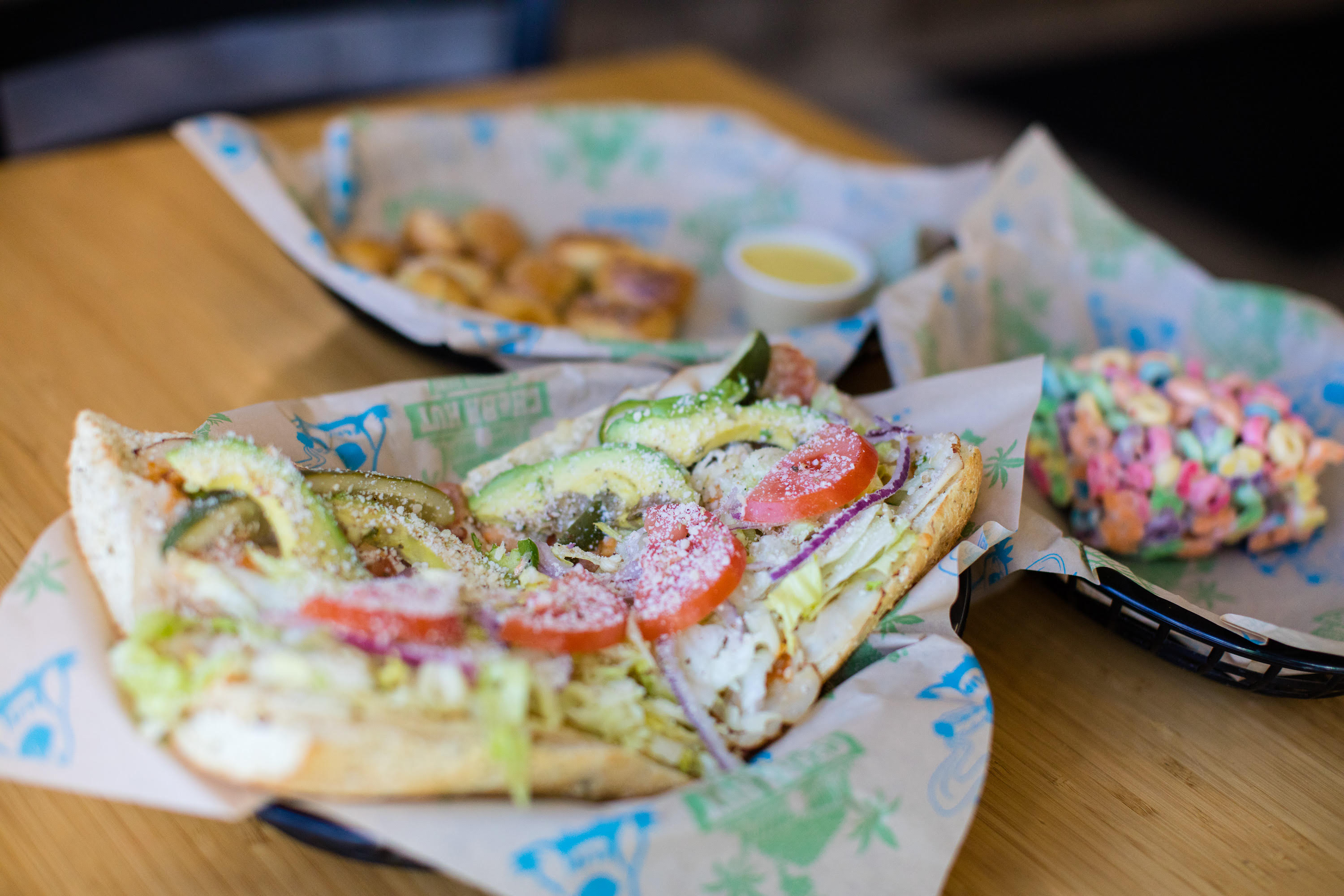 A Weed-Themed Sandwich Chain With a Full Bar Is Coming to Chicago