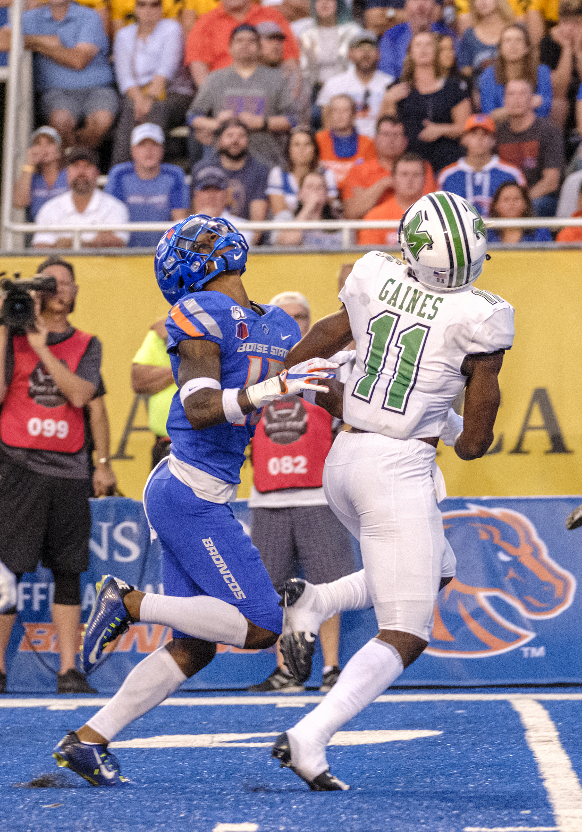COLLEGE FOOTBALL: SEP 06 Marshall at Boise State
