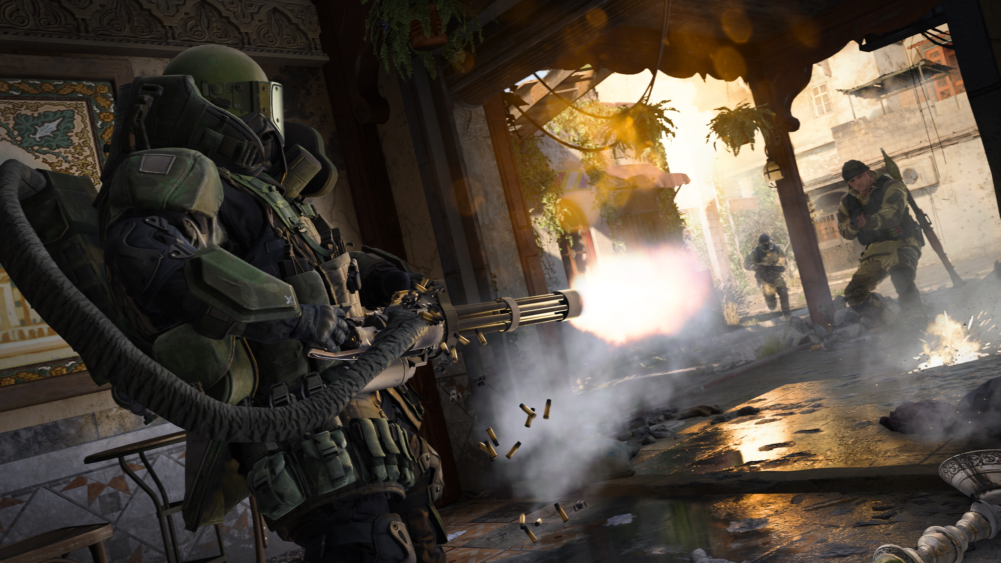 Call of Duty Modern Warfare's beta starts today, here's when you'll be able to play