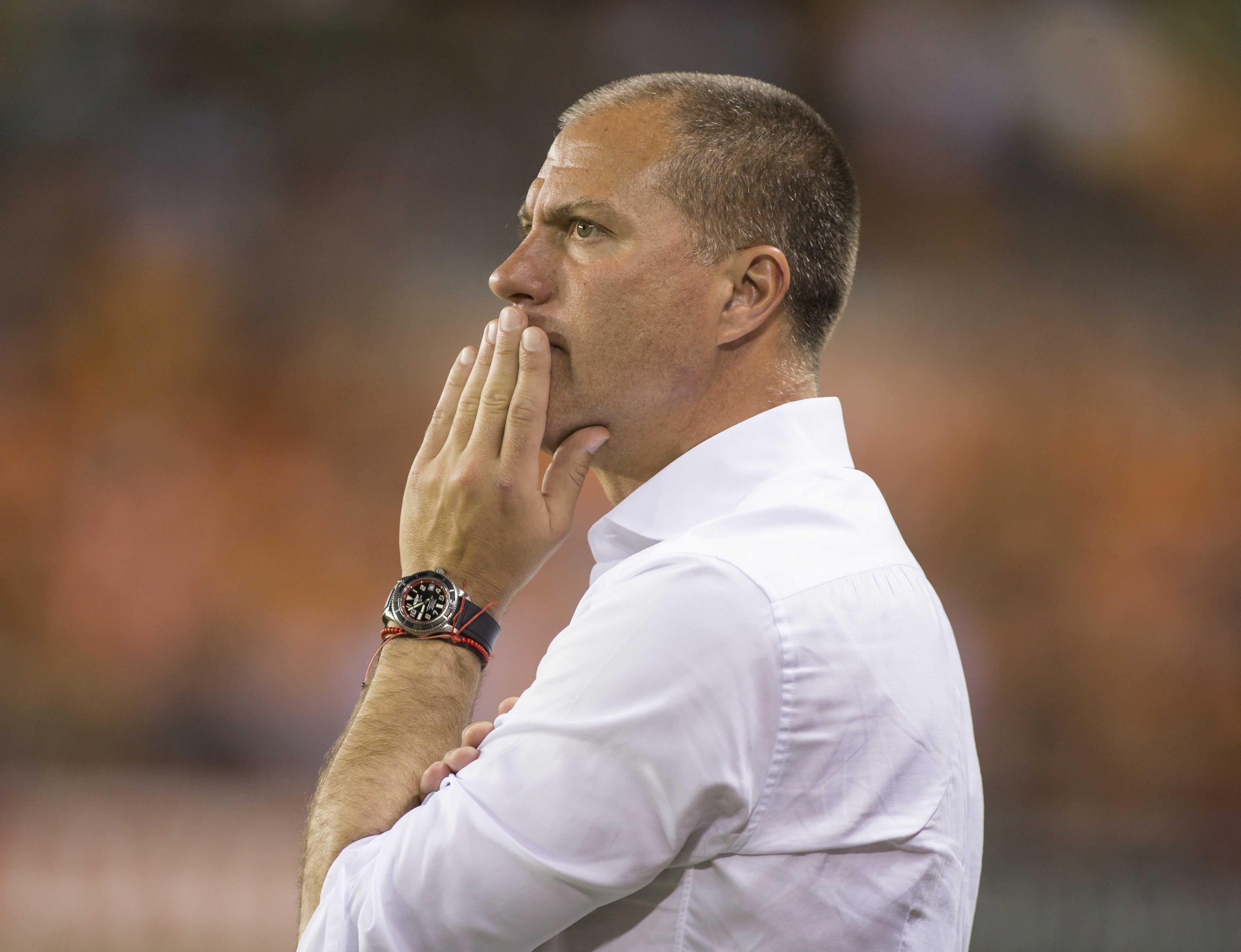 MLS: Portland Timbers at Houston Dynamo