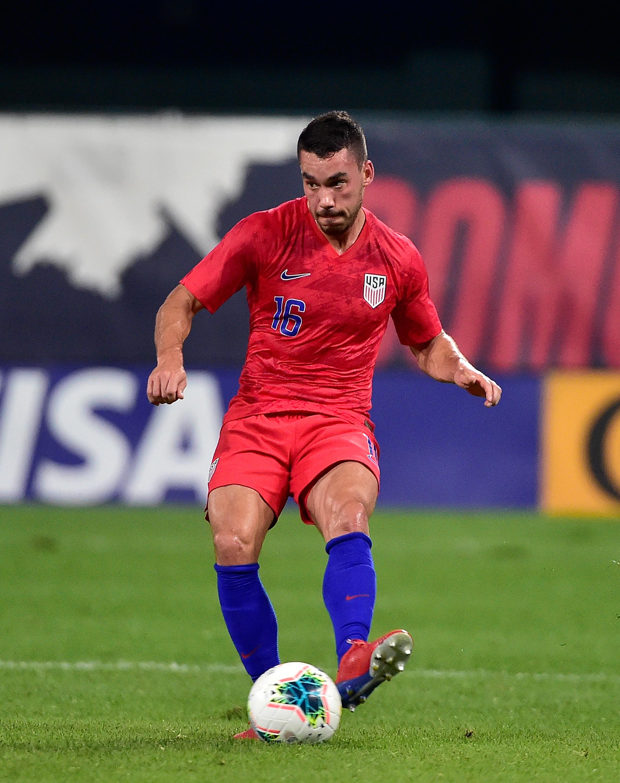 Soccer: International Friendly Soccer-Uruguay at USA