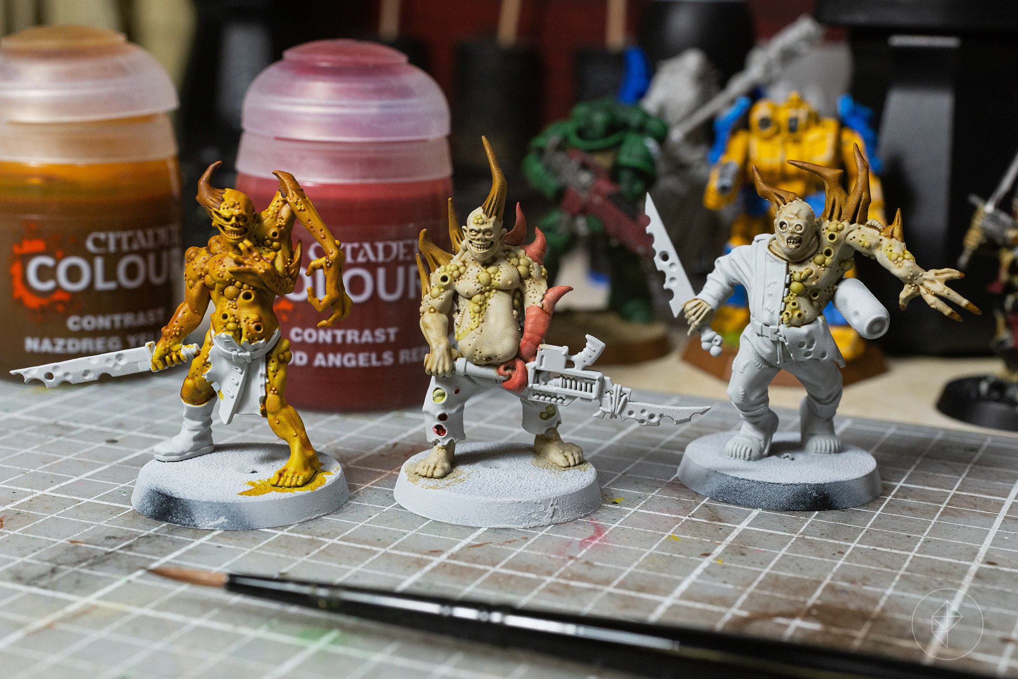 A controversial new product gives me the confidence to paint more miniatures