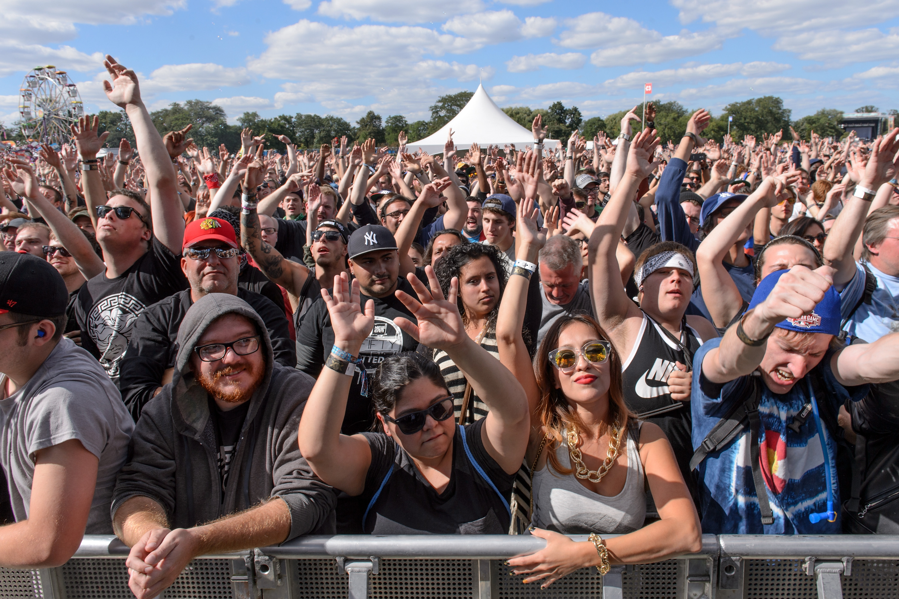 Where to Eat and Drink Near Riot Fest in Douglas Park