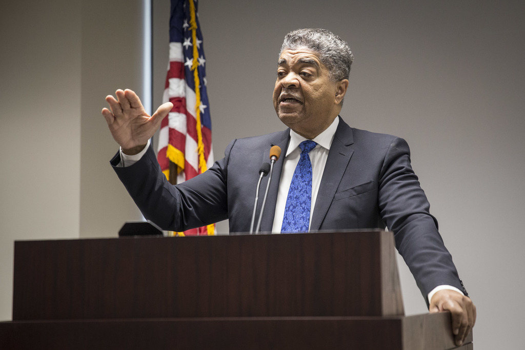 Chief Judge Timothy Evans