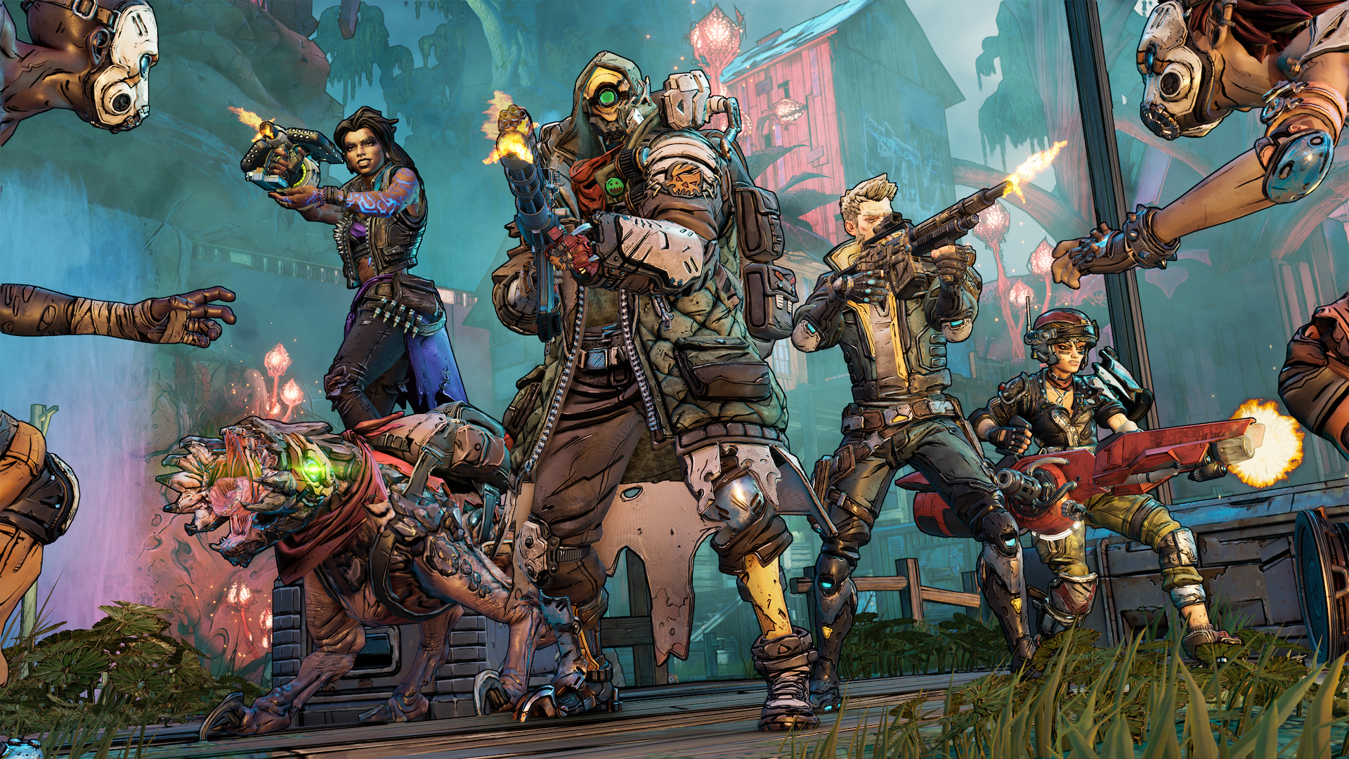 Borderlands 3 guide: Which character should you pick?