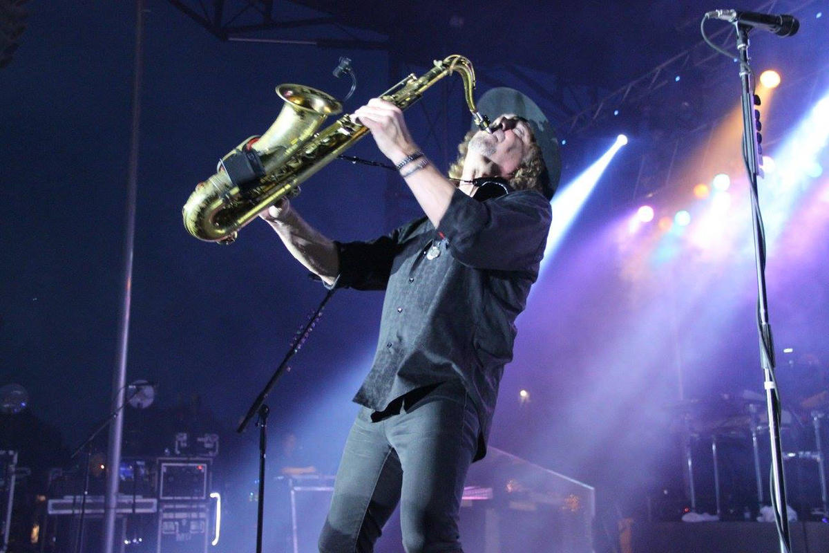 Tom Gimbel has been a full-time member of Foreigner since 1995. In addition to the saxophone, Gimbel provides rhythm guitar, flute, backup vocals and keyboards for the band.
