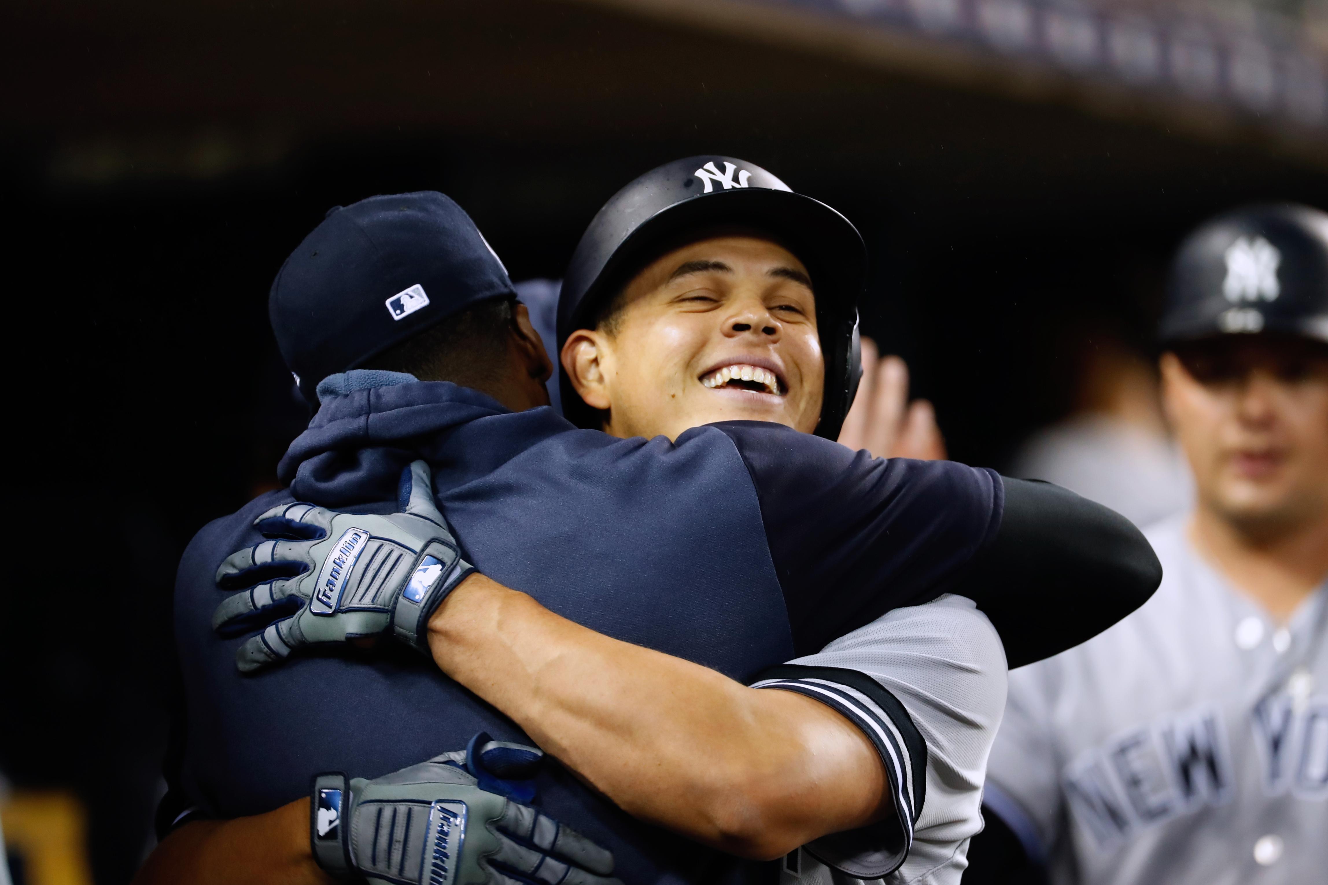 MLB: Game Two-New York Yankees at Detroit Tigers