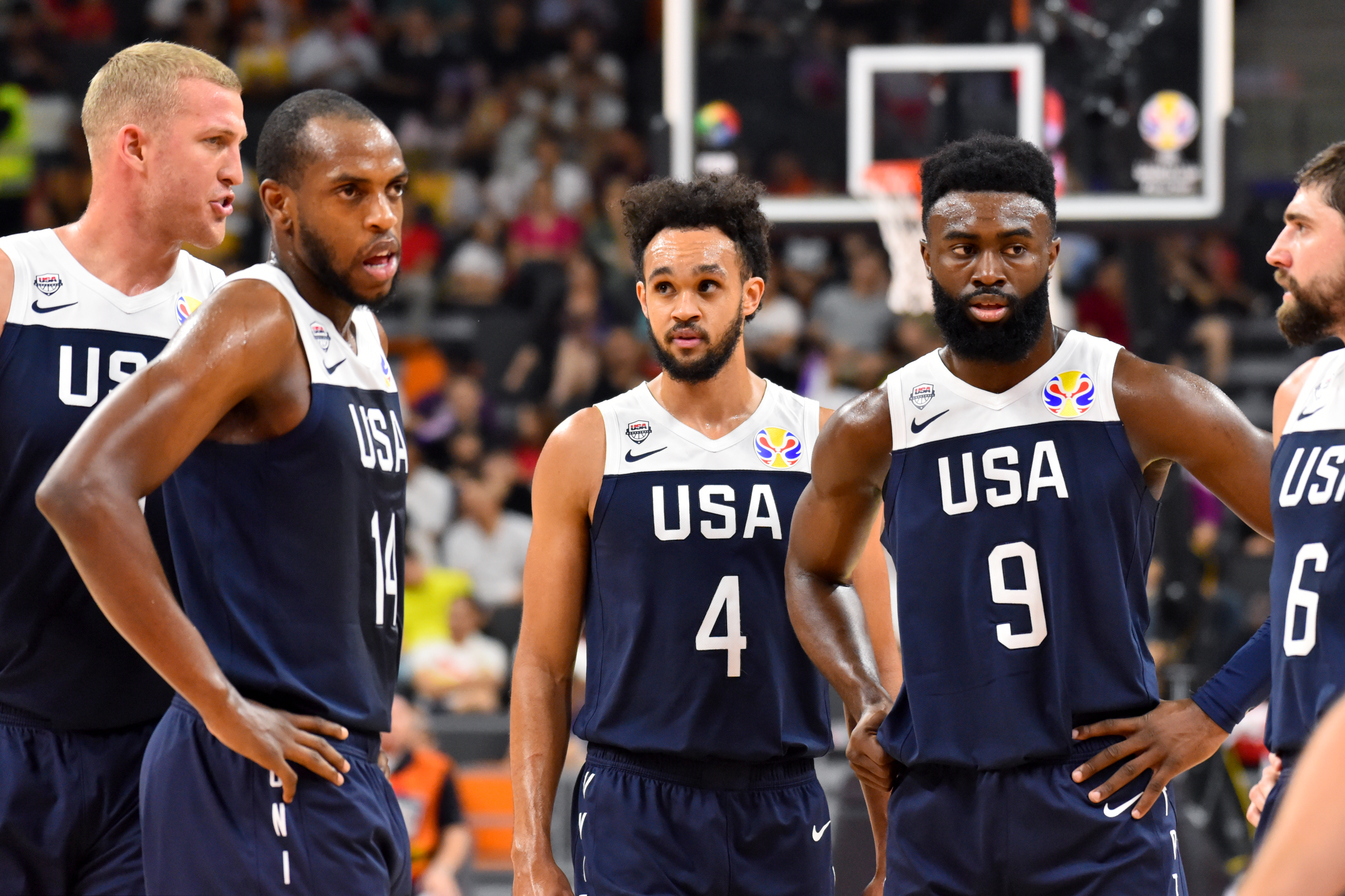 2019 FIBA World Cup - Serbia v USA