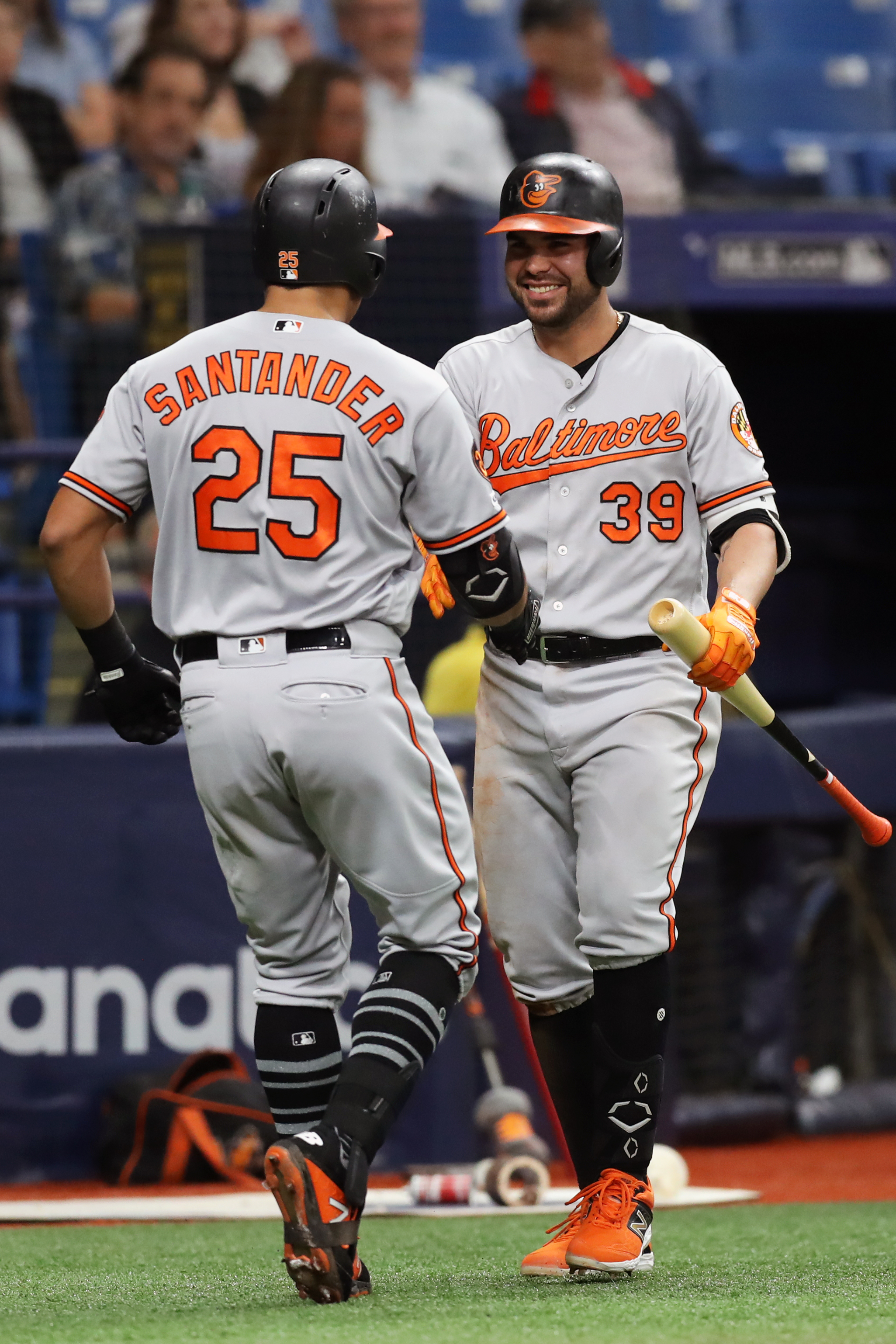 Baltimore Orioles v. Tampa Bay Rays