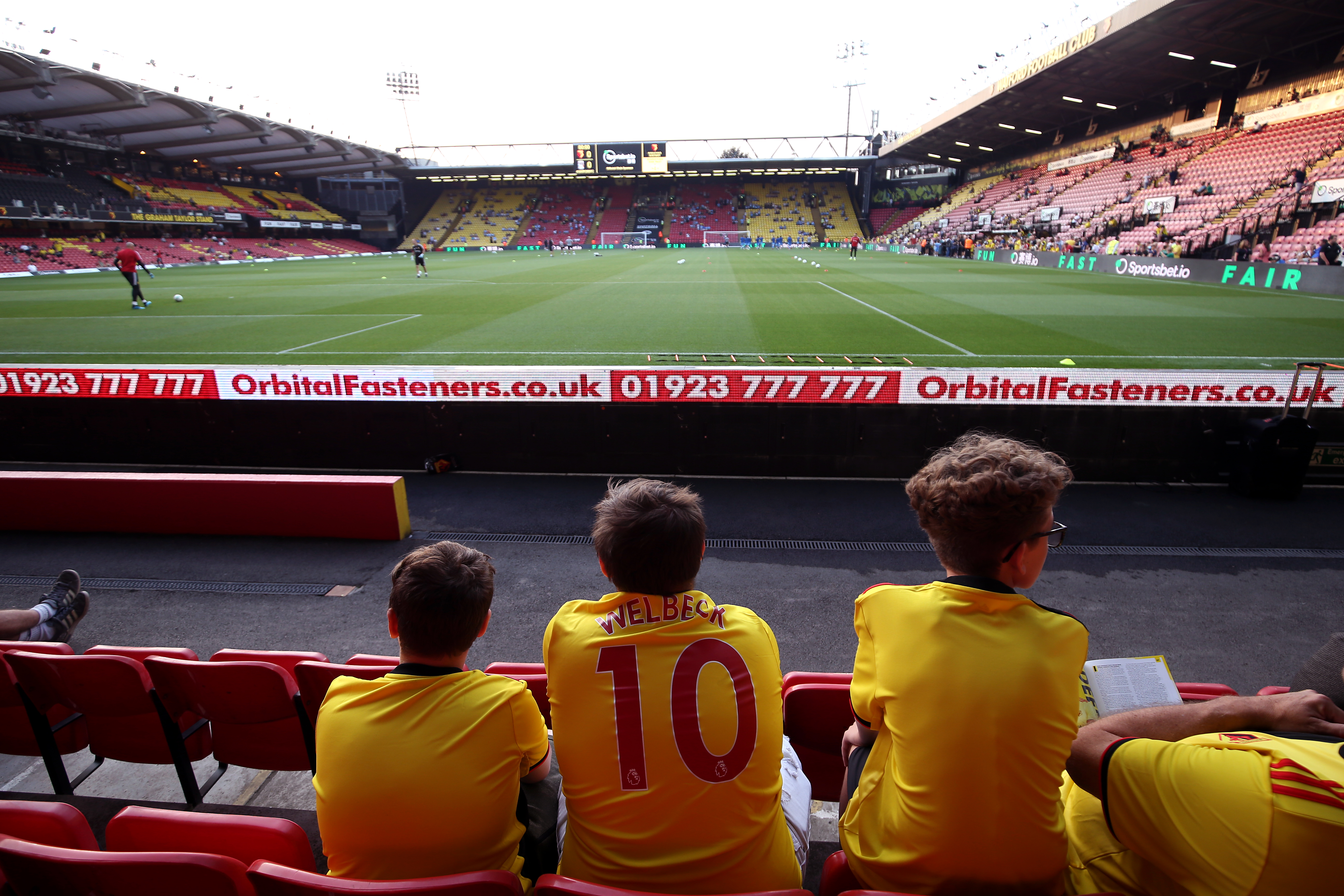 Watford v Coventry City - Carabao Cup - Second Round - Vicarage Road