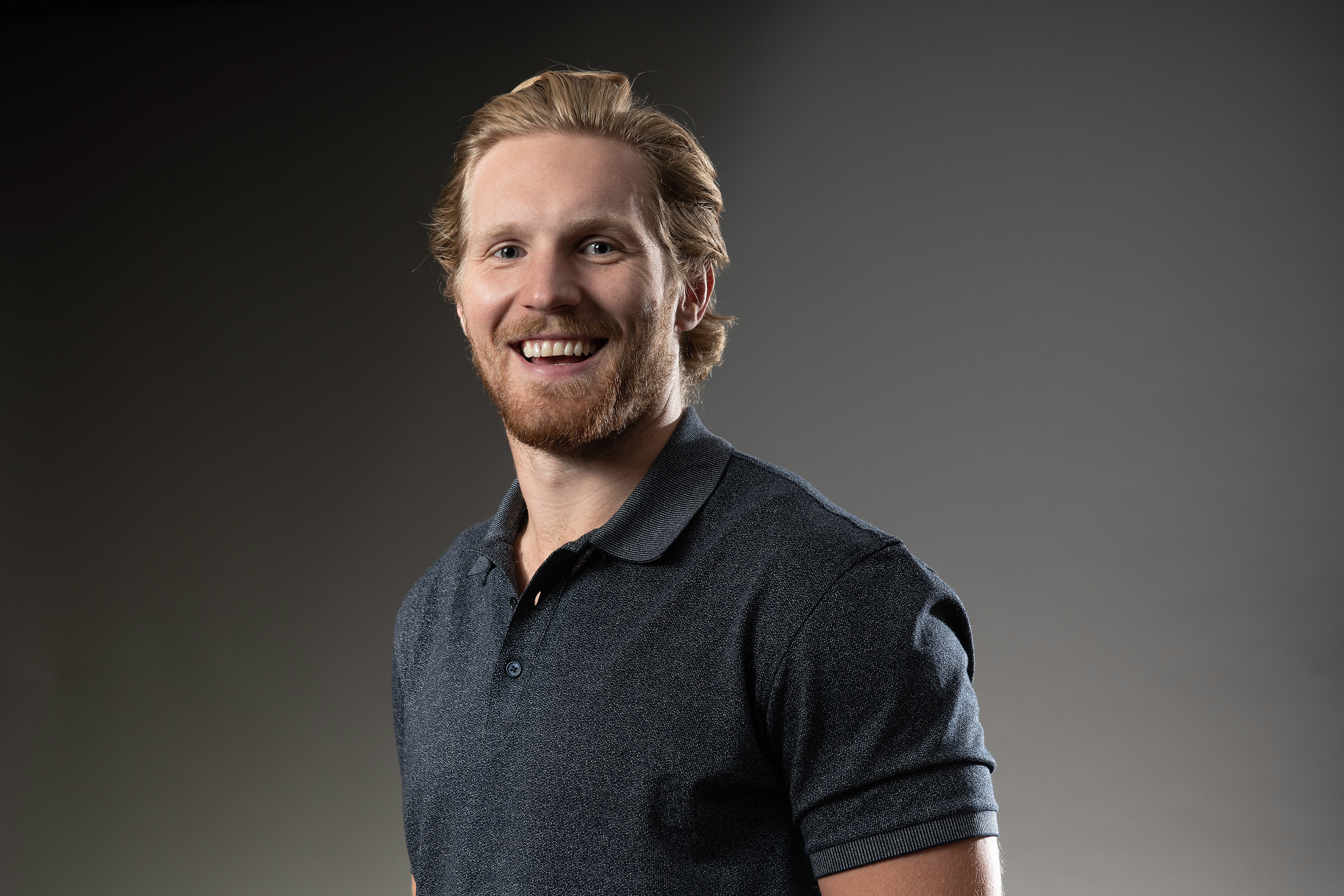 NHL European Player Media Tour Portraits