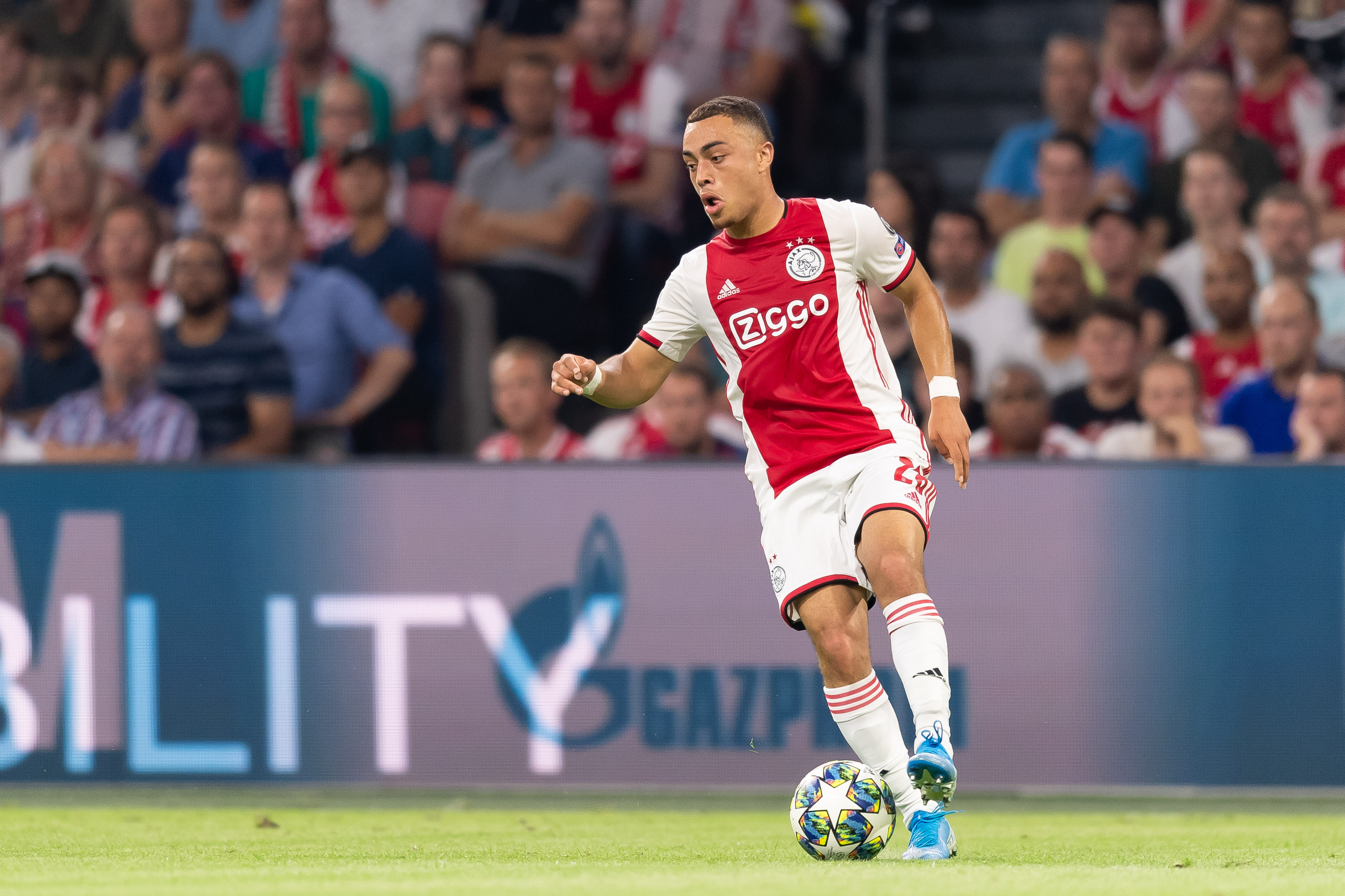 Ajax v Apoel Nicosia - UEFA Champions League Play Off