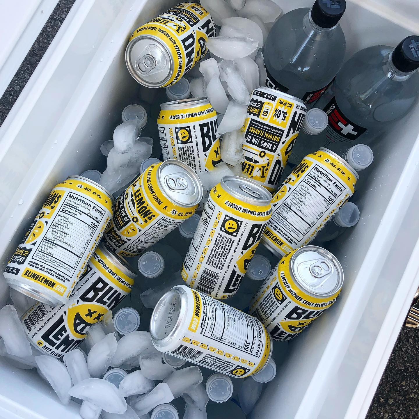 Deep Ellum Brewing Company Gets In on the Spiked Seltzer Trend
