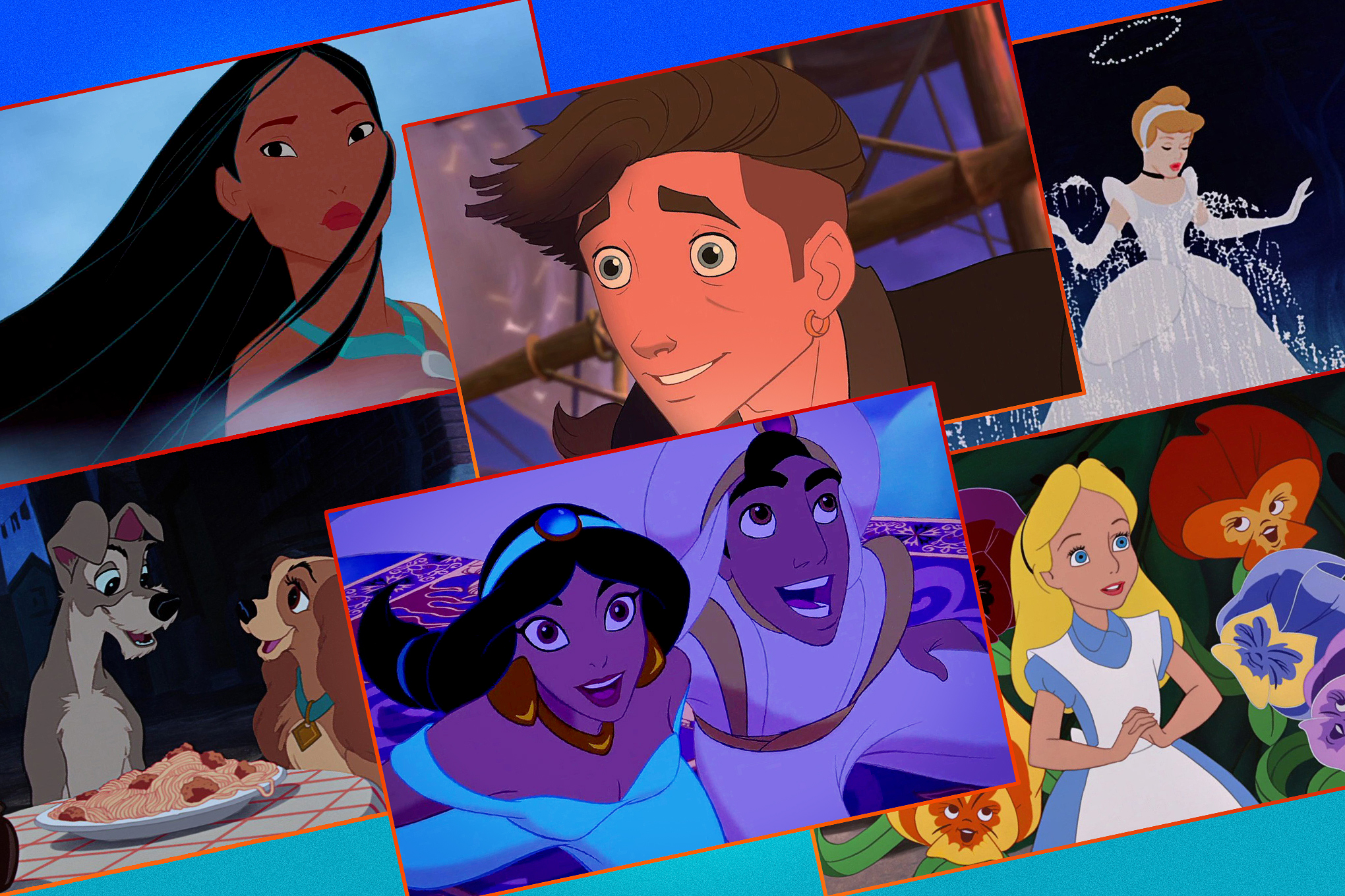 What the Disney movie of your birth year says about you