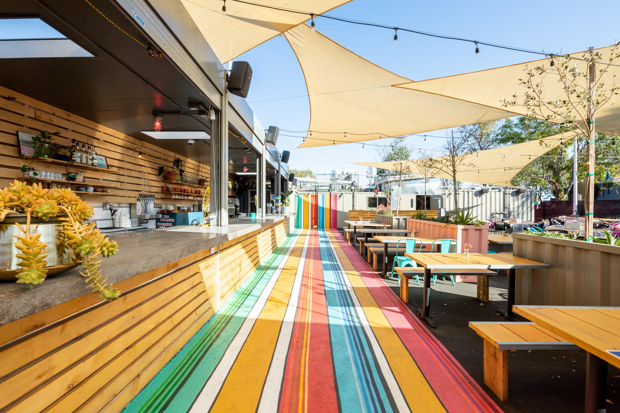 A 'Margarita Garden' and Mexican Restaurant Blossoms in Oakland