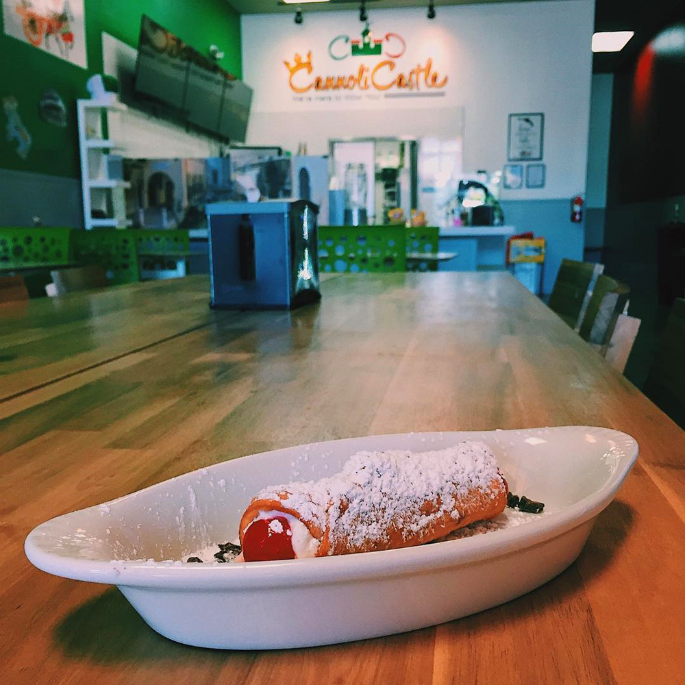 Henderson Lands a Roster of Cannoli Piped in on the Fly