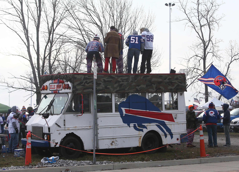 St Louis Rams v Buffalo Bills