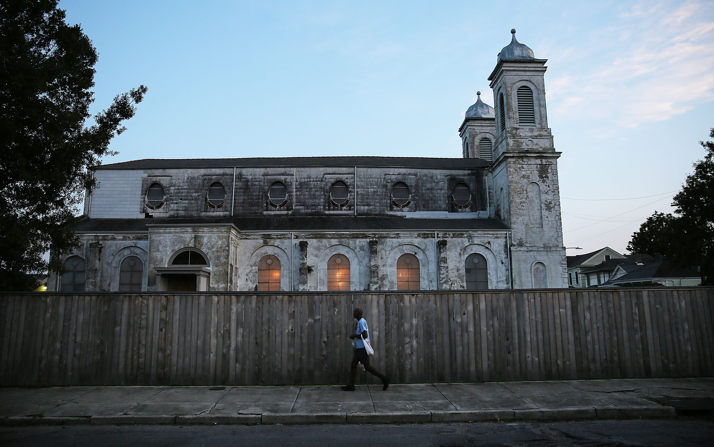 New Orleans Prepares To Mark 10 Year Anniversary Of Hurricane Katrina