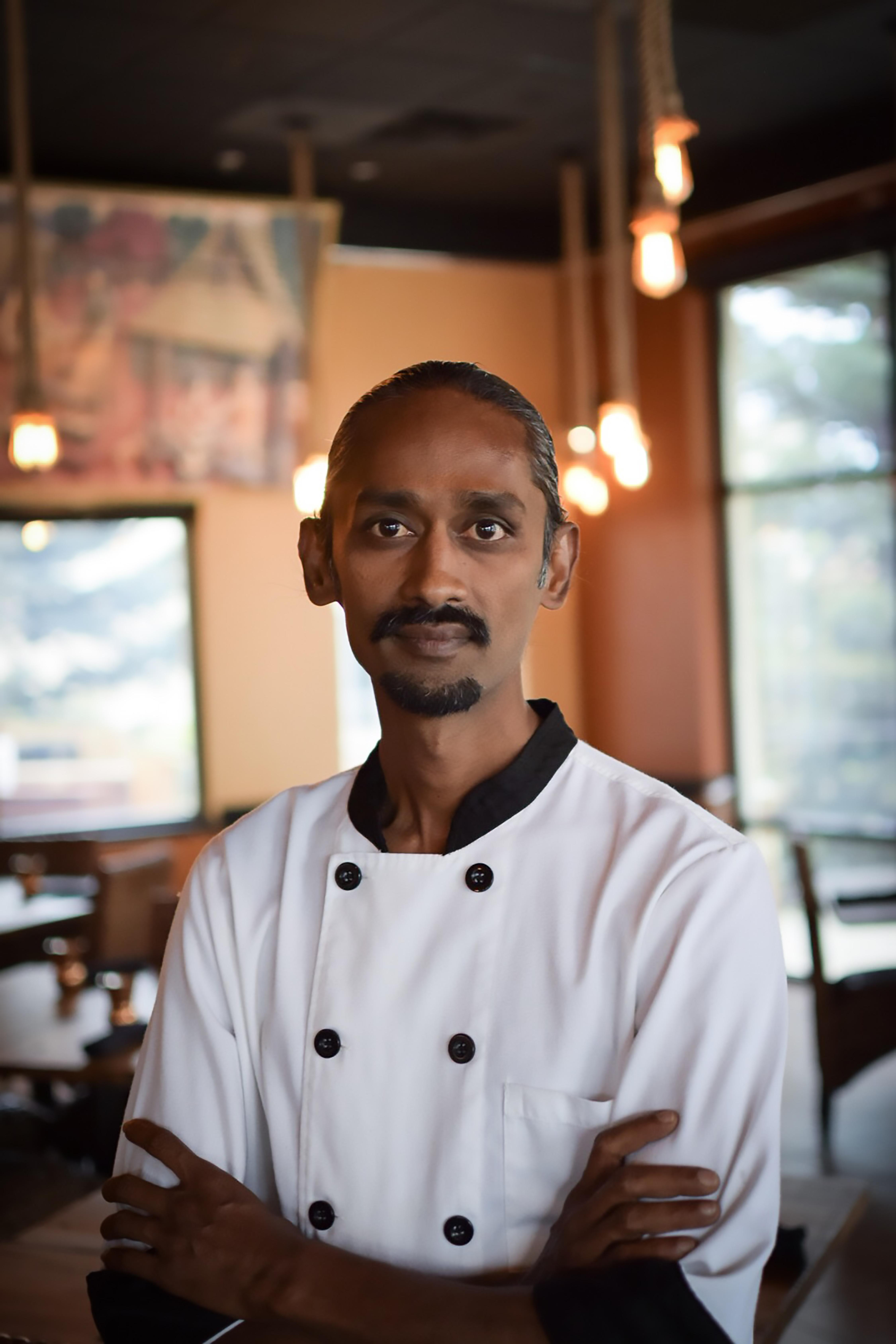 Chef Charles Mani