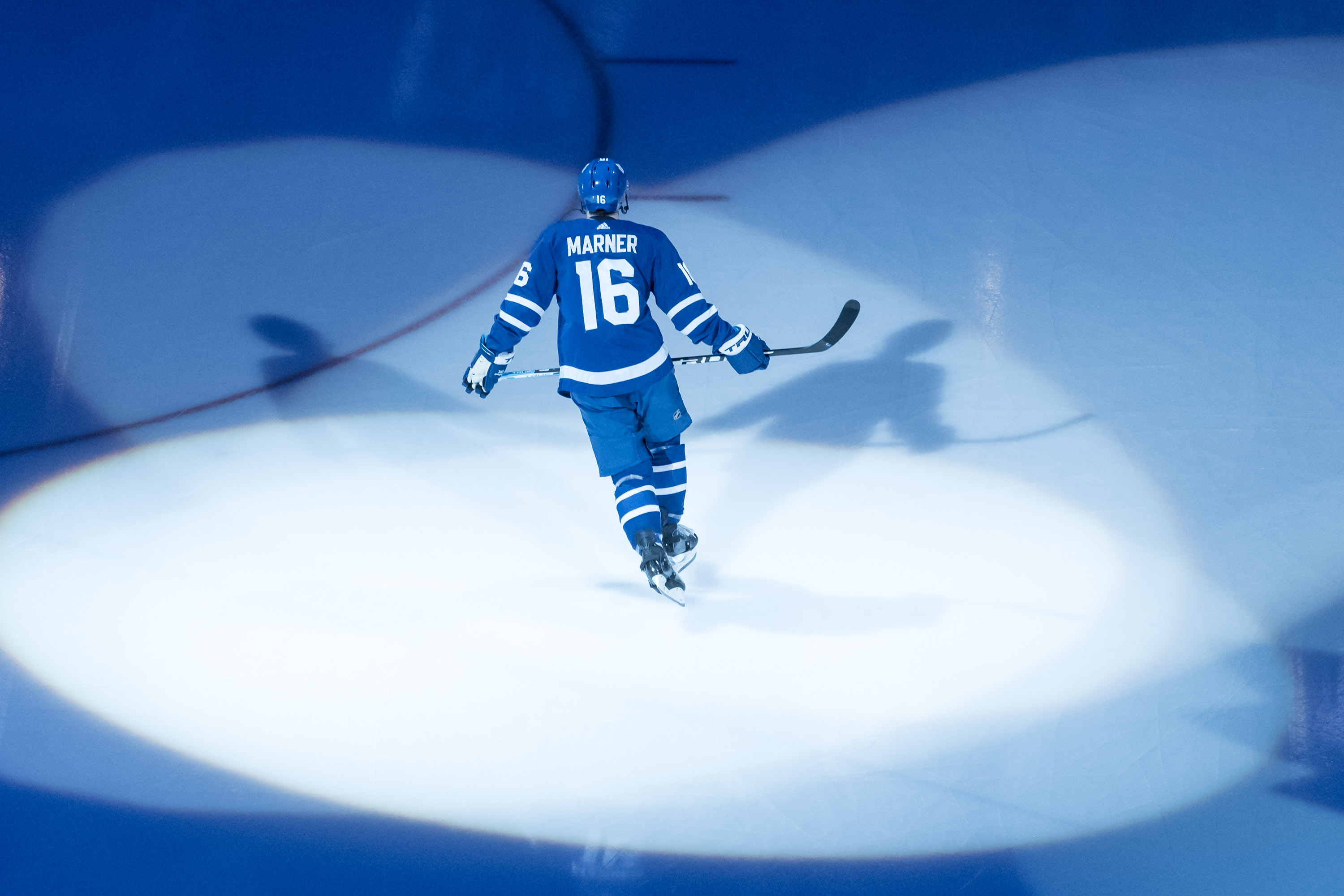 NHL: APR 21 Stanley Cup Playoffs First Round - Bruins at Maple Leafs