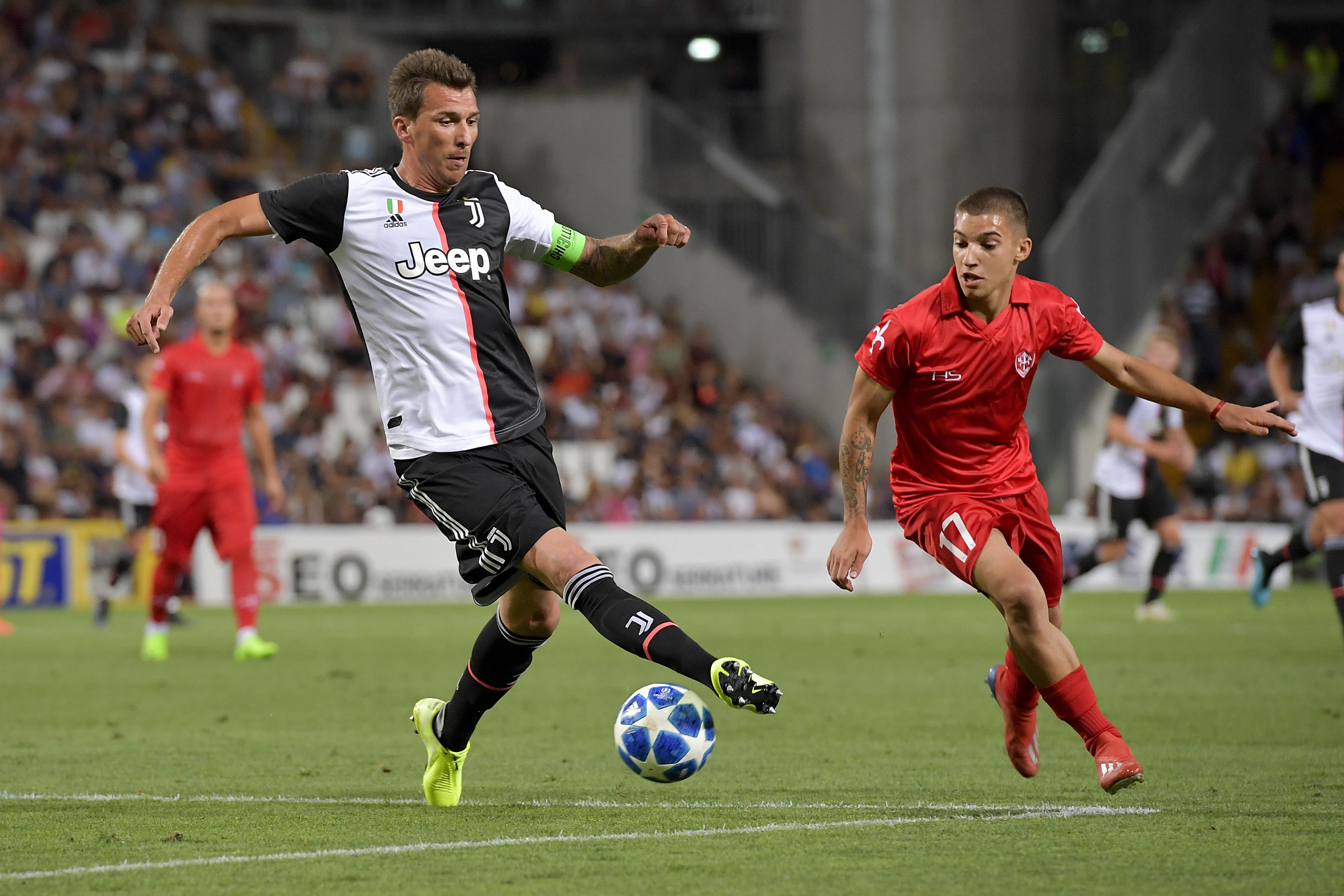 Triestina v Juventus - Pre Season Friendly