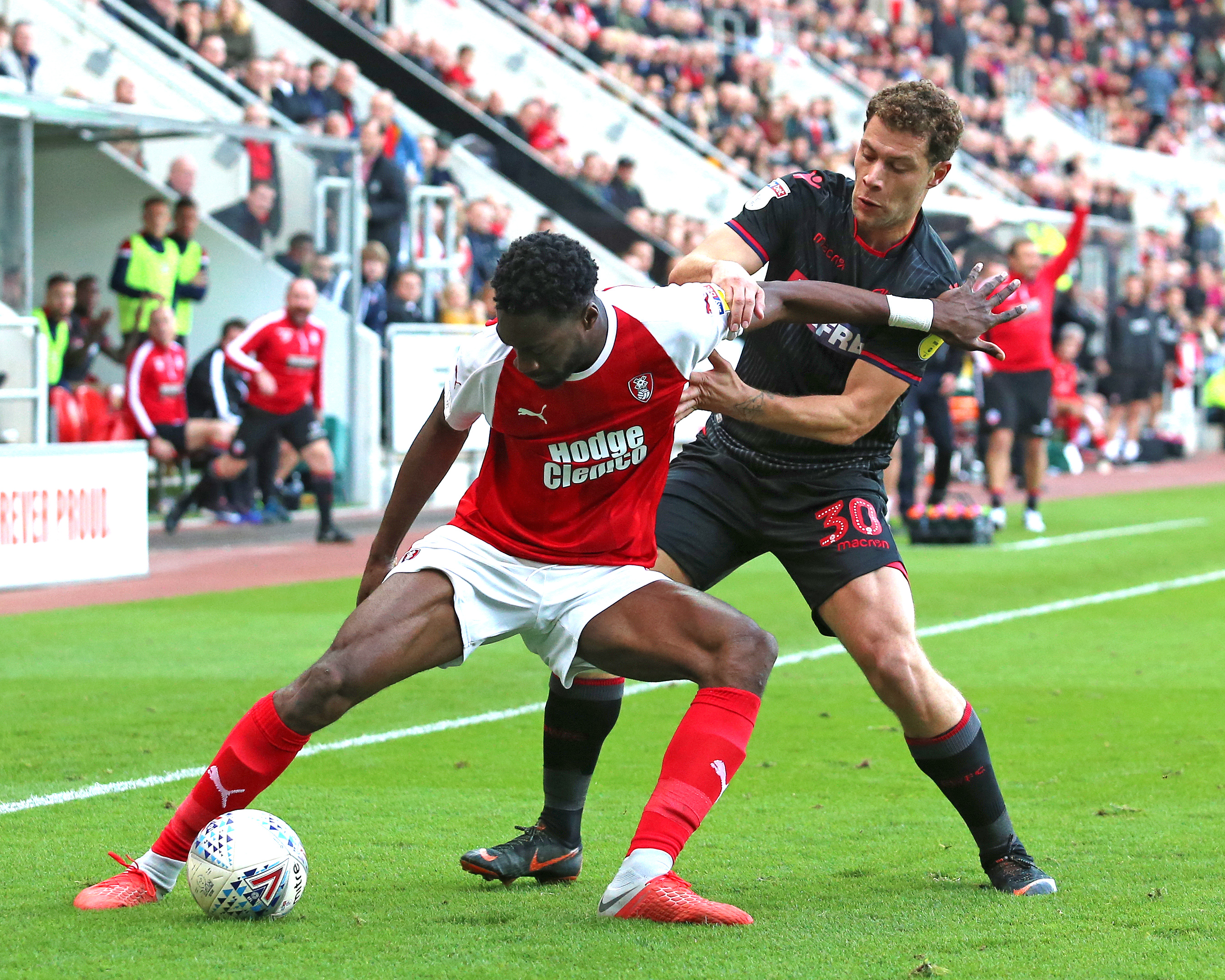 Rotherham United v Bolton Wanderers - Sky Bet Championship