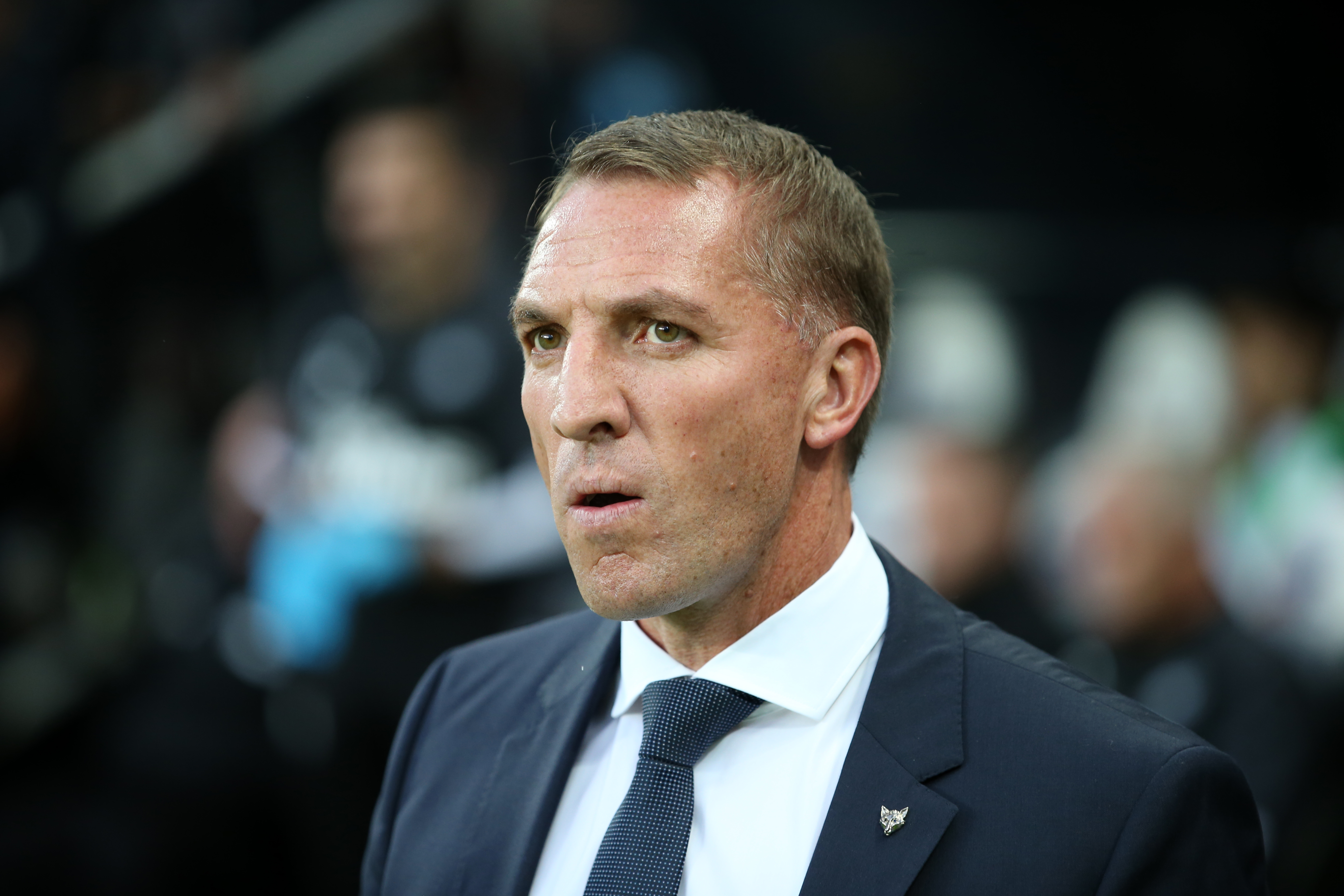 Newcastle United v Leicester City - Carabao Cup Second Round