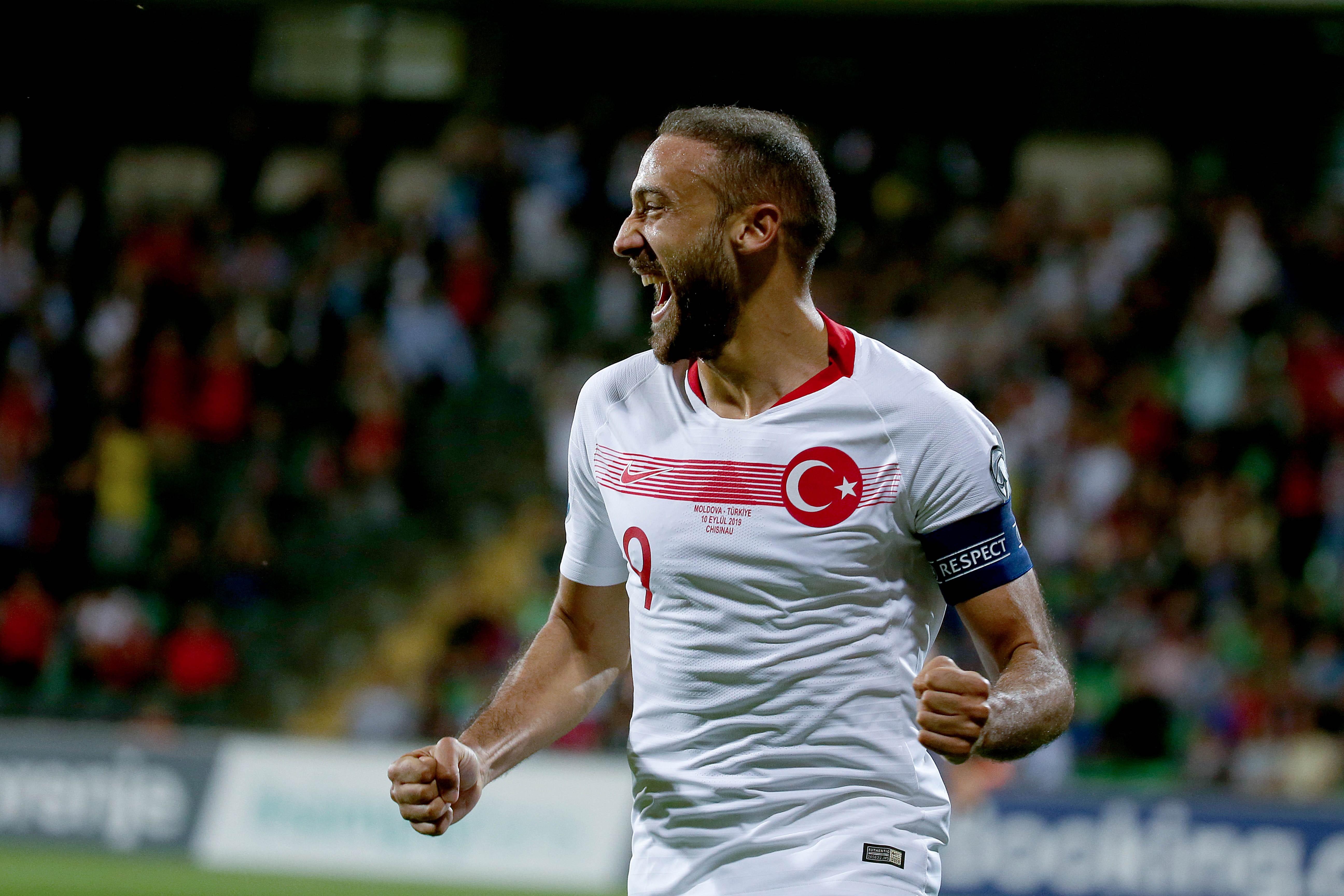 Moldova vs Turkey EURO Qualifiers 2019/20 Qualifying round match