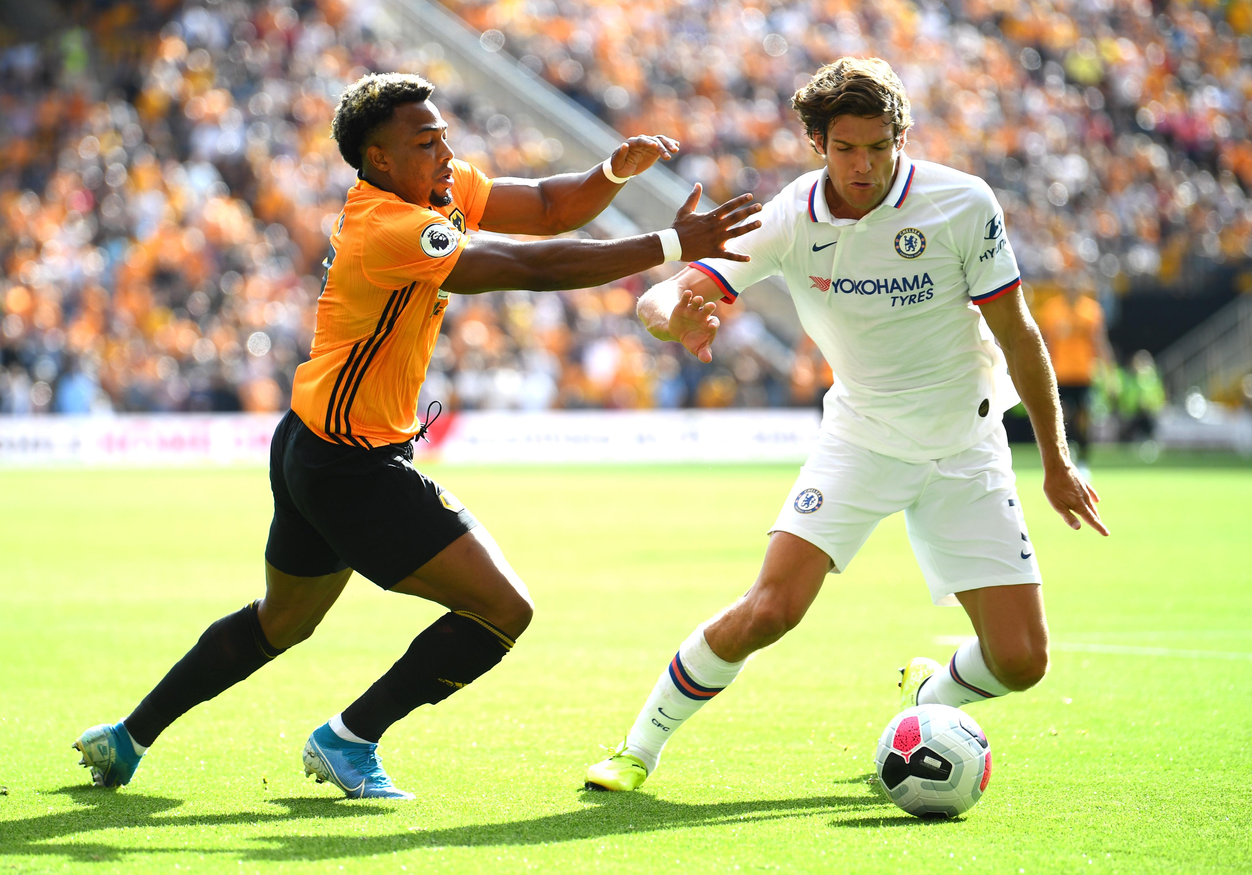 Wolverhampton Wanderers vs. Chelsea, Premier League: Live blog