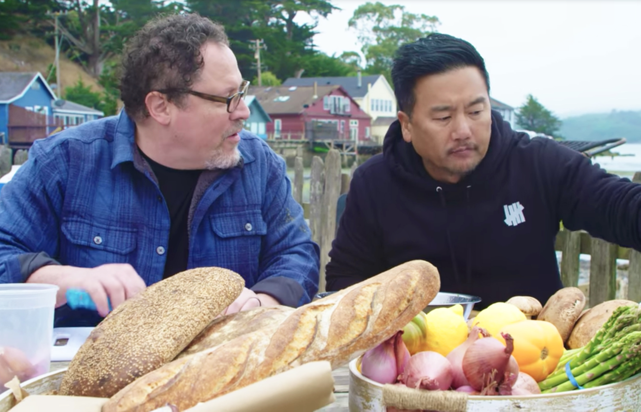 'Chef Show' Volume 2 Has Chuckling Seth Rogen and a Trip to Skywalker Ranch